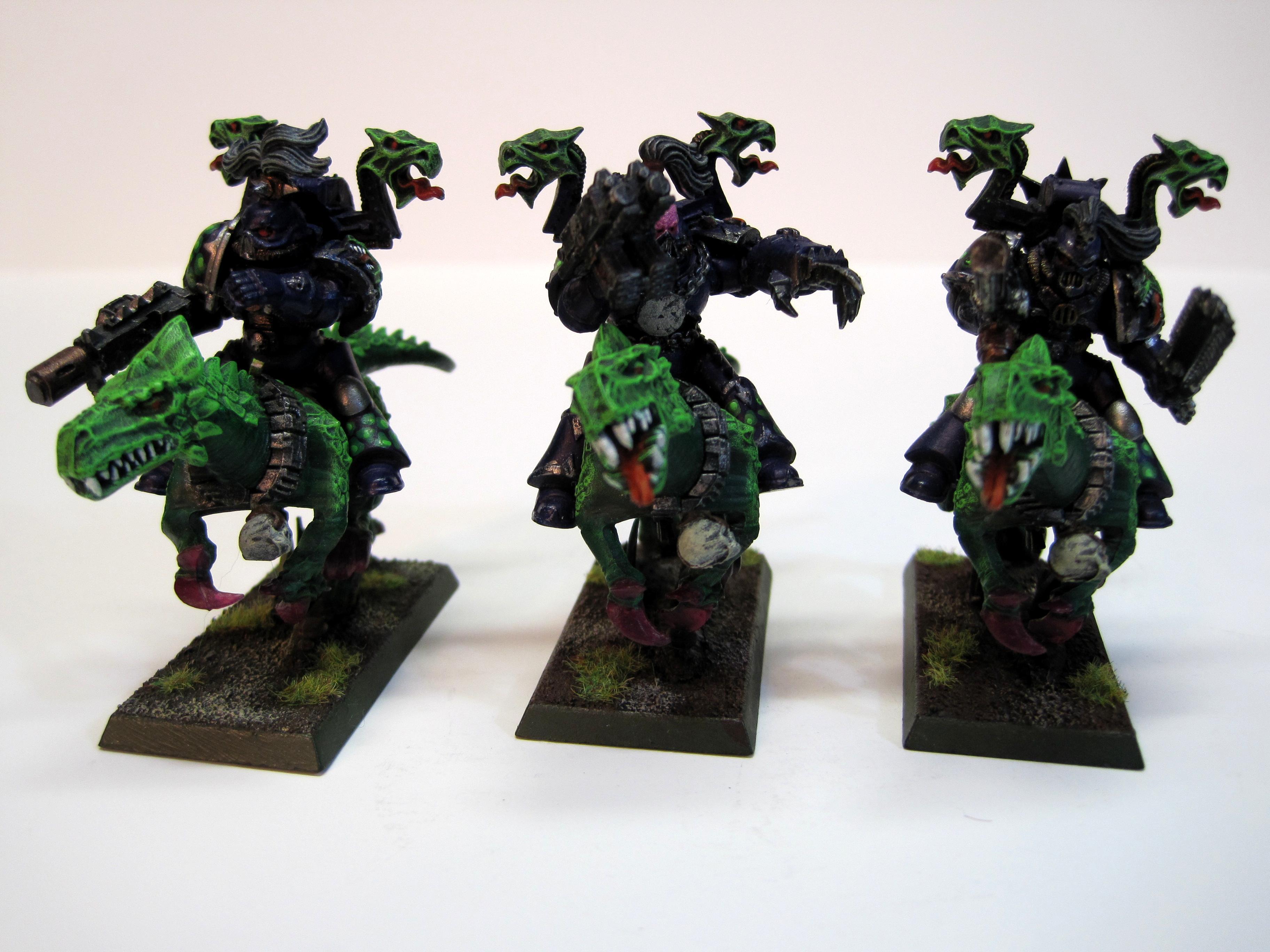 Alpha, Alpha Legion, Bike, Chaos, Chaos Space Marines, Legion, Space, Space Marines