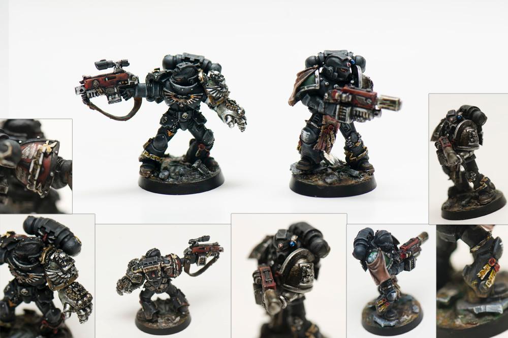 Blood Angels, Dark Angels, Deathwatch, Kill Team, Space Marines