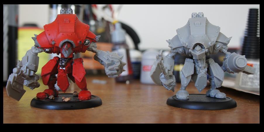 Destroyer + Juggernaut
