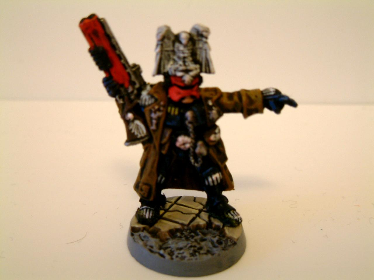 2ed, Adeptus, Adeptus Arbites, Arbite, Arbitor, Arbitrator, Arbitrators, Blurred Photo, Classic, Enforcer, Enforcers, Hunters, Imperial, Inquisitor, Judge, Judges, Necromunda, Out Of Production, Police, Storm Troopers, Warhammer 40,000, Witch, Witchunters