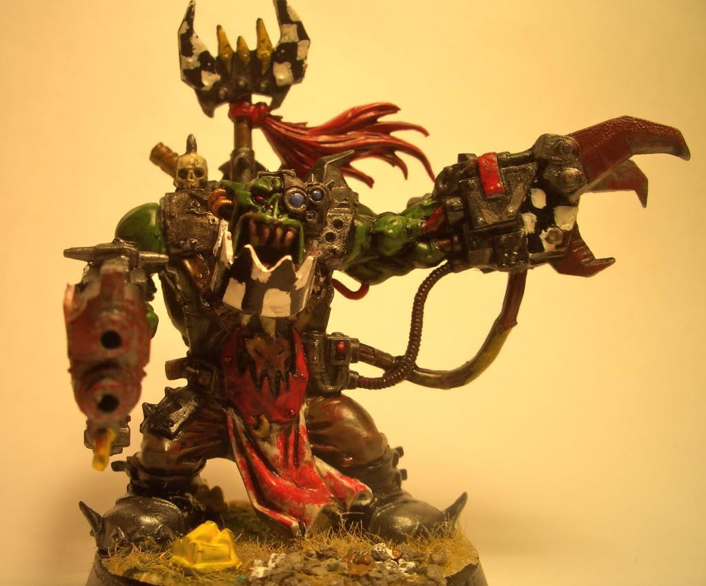 000 Warboz, Orks, Warhammer 40,000