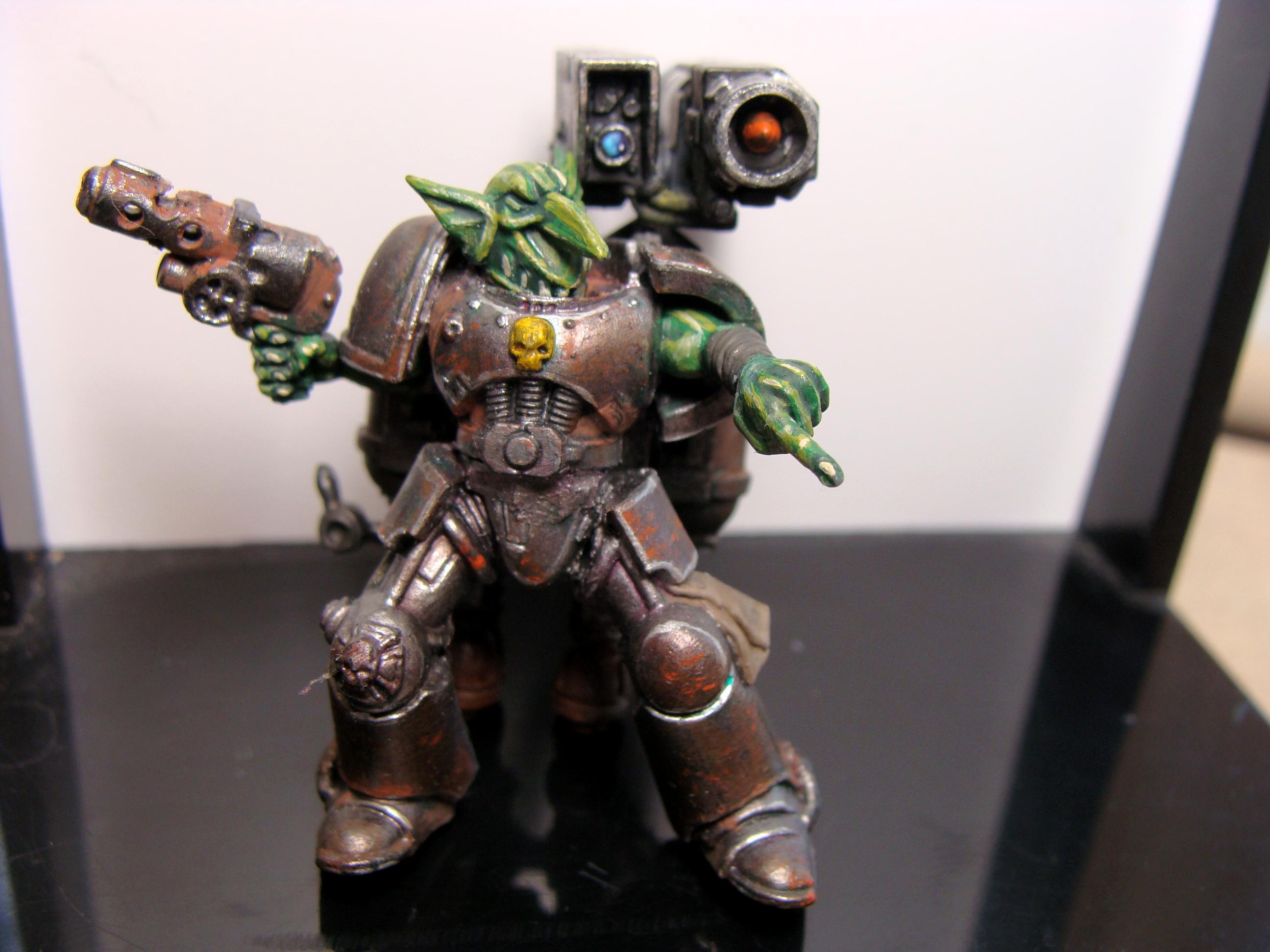 Chaos Space Marines, Goblins, Warhammer 40,000