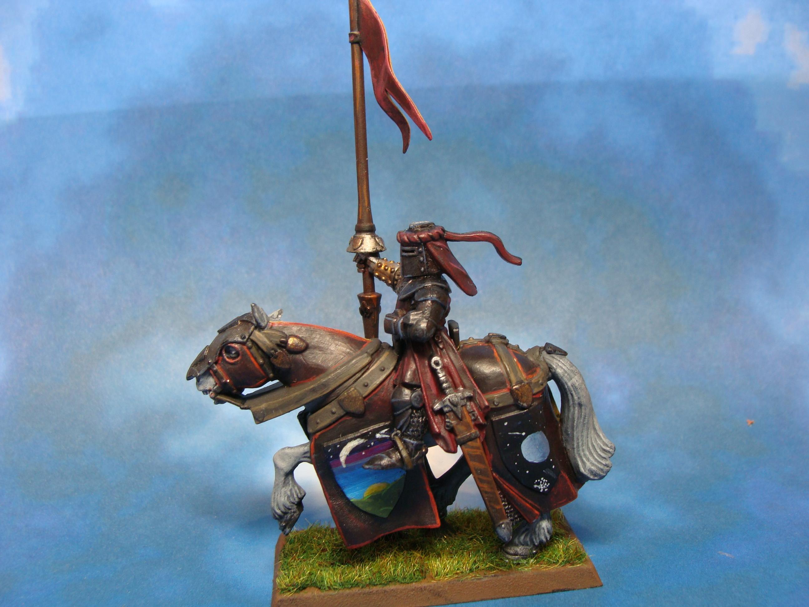 Bretonnians, Freehand, Knights, Warhammer Fantasy