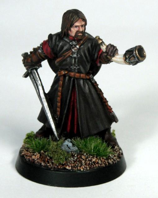 Boromir, Fellowship, Lord Of The Rings