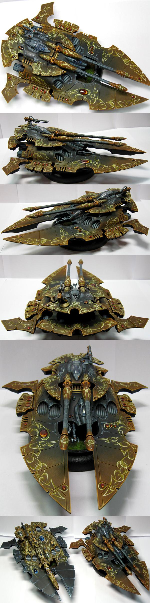 Awesome, Eldar, Forge World, Freehand, Super-heavy