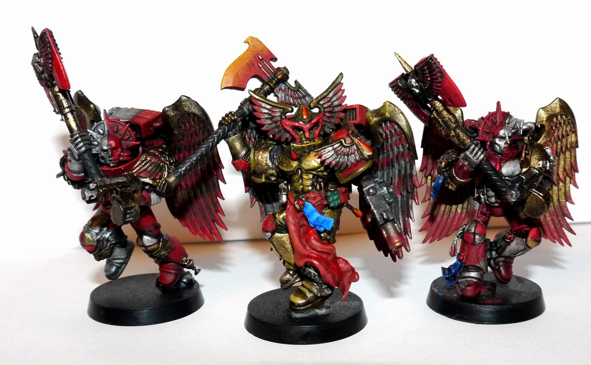Blood Angels, Dante, Sanguinary