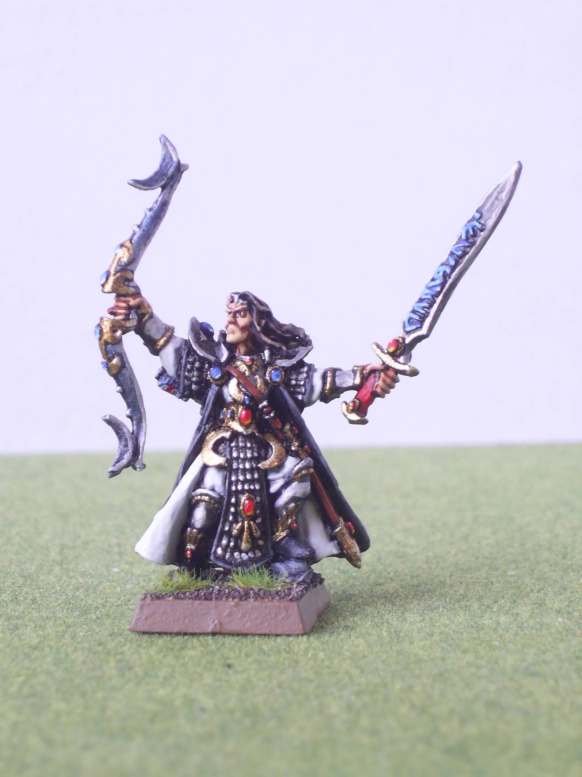 Elves, Special Character, Warhammer Fantasy