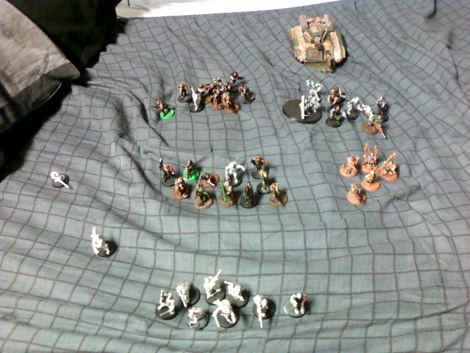 Gaunt%27s Ghosts, Gaunt's Ghosts, Guardsmen, Tanith