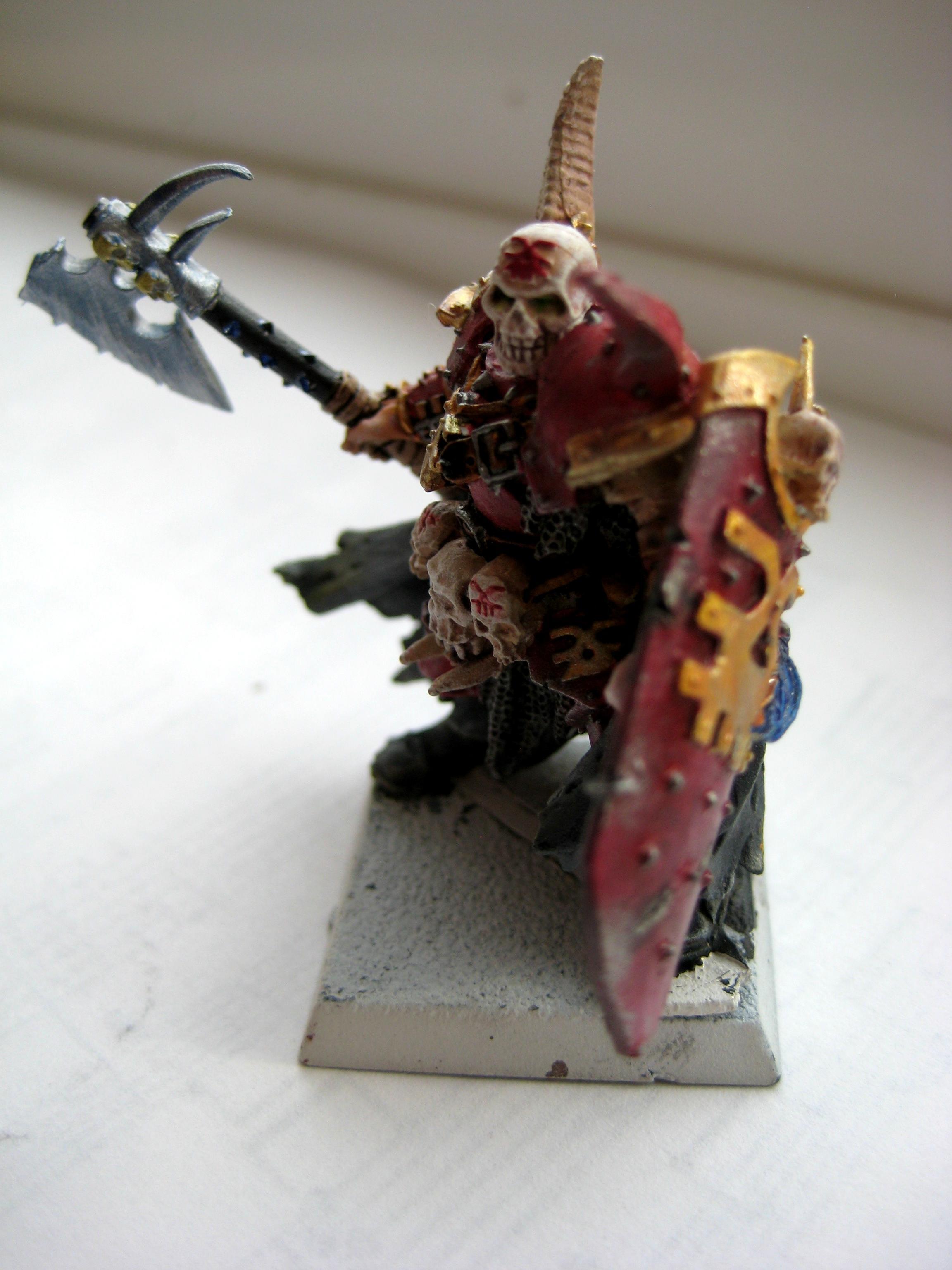 Chaos Warrior, Warhammer Quest