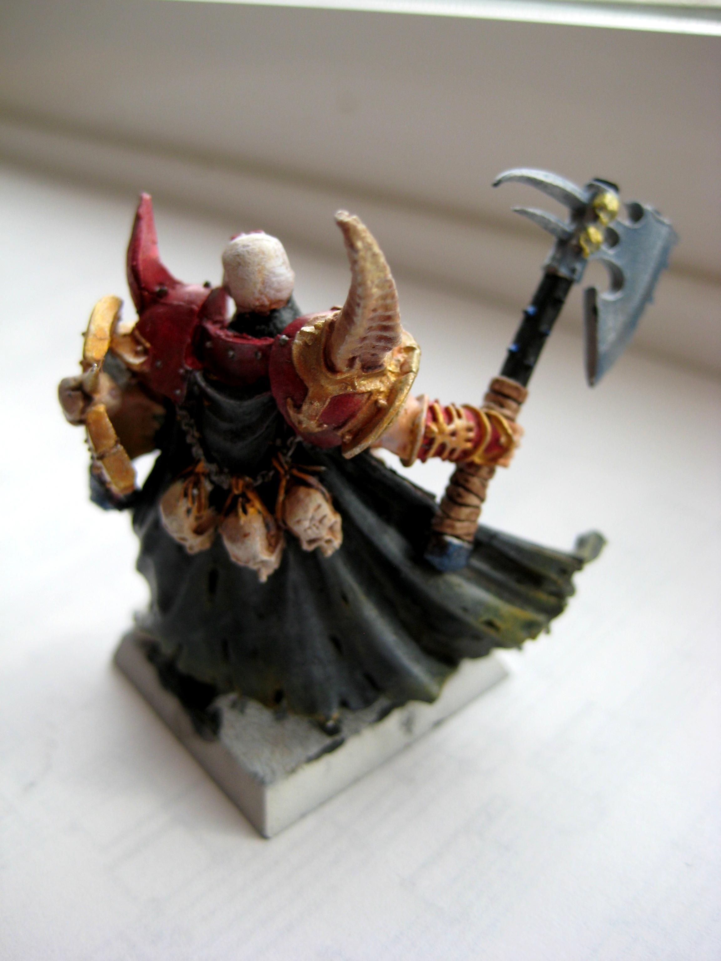 Chaos, Chaos Warrior, Infantry, Warhammer Fantasy, Warhammer Quest