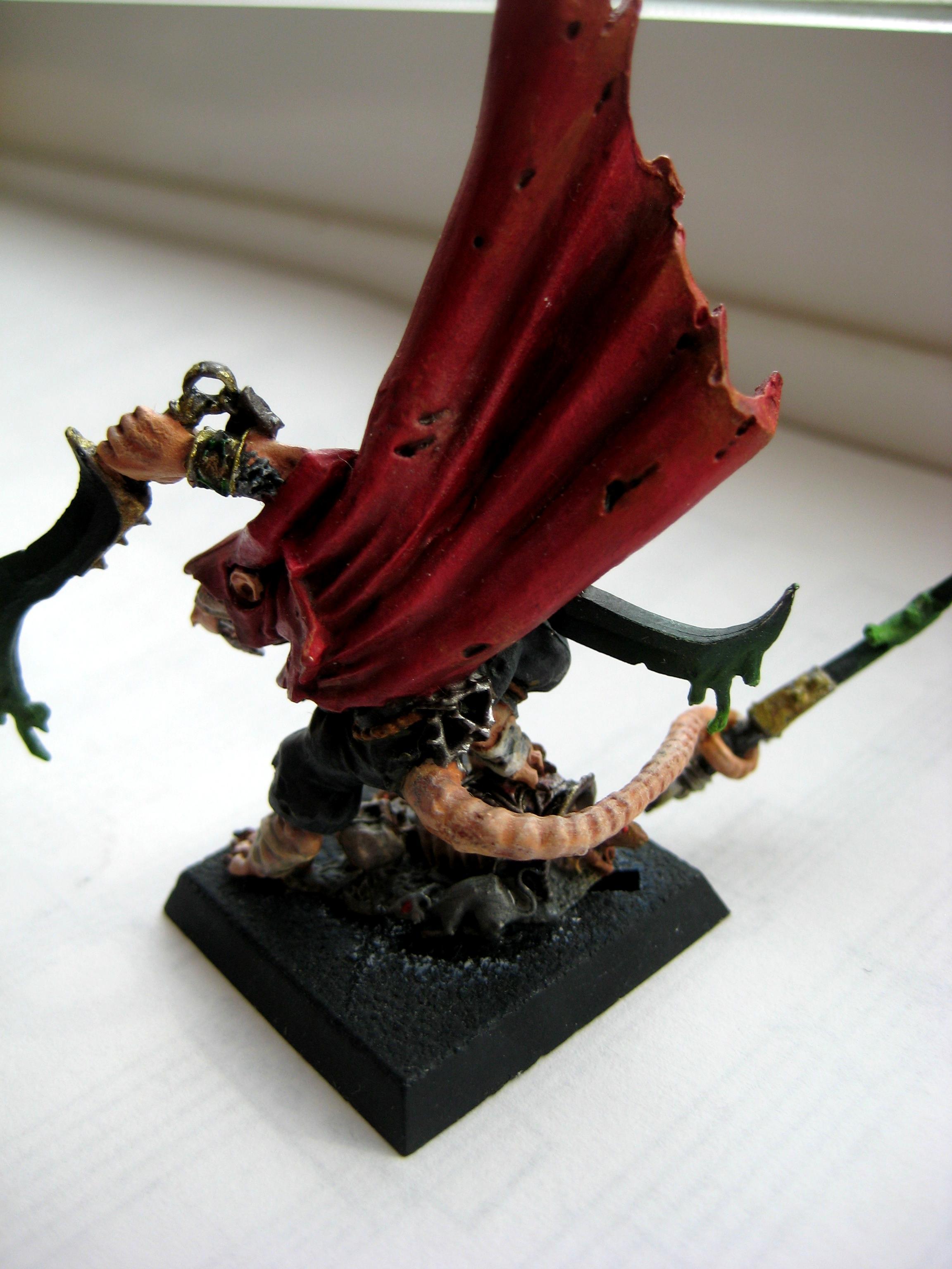 Assassin, Skaven, Warhammer Quest