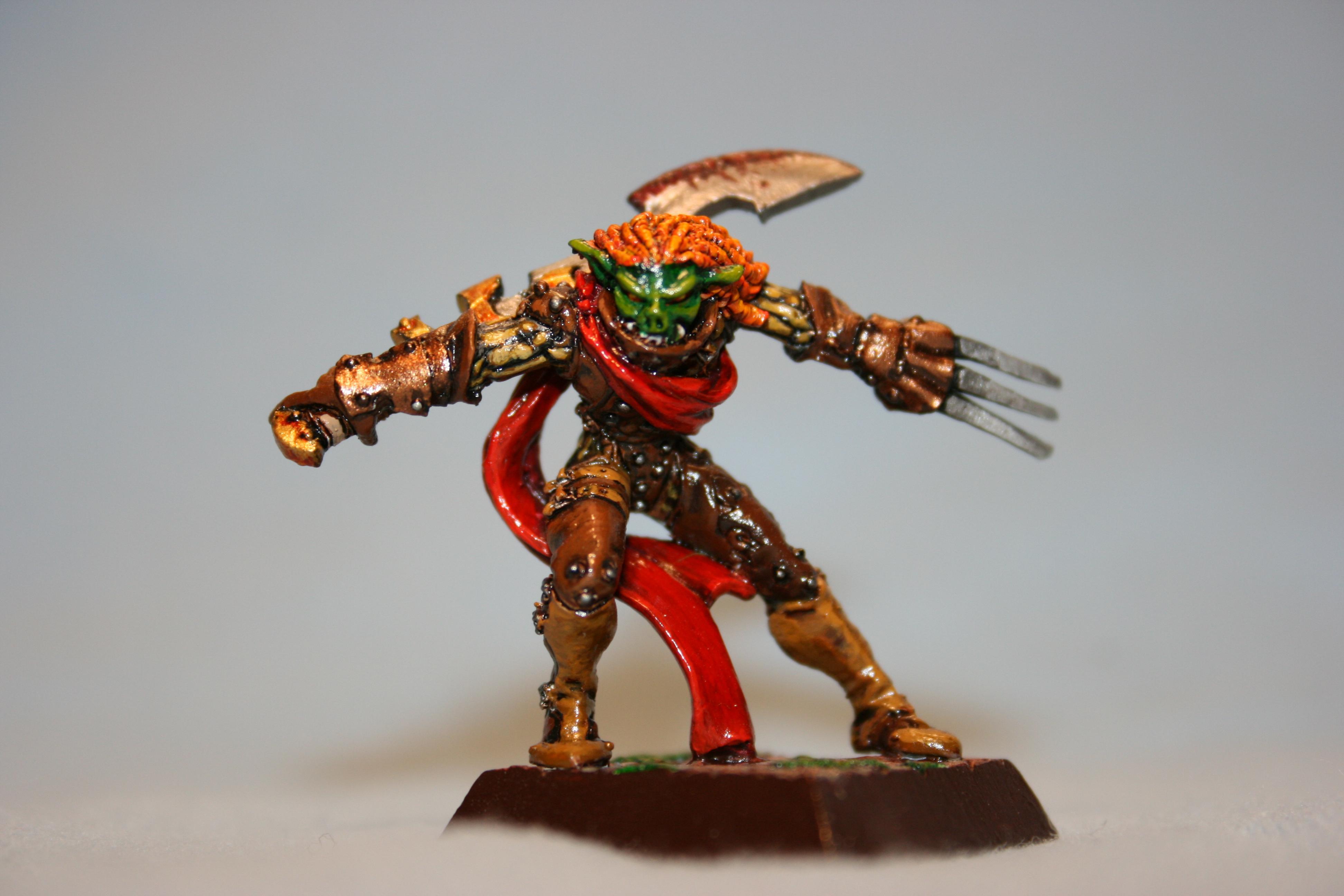 Axl, Orc Assassin, Reaper