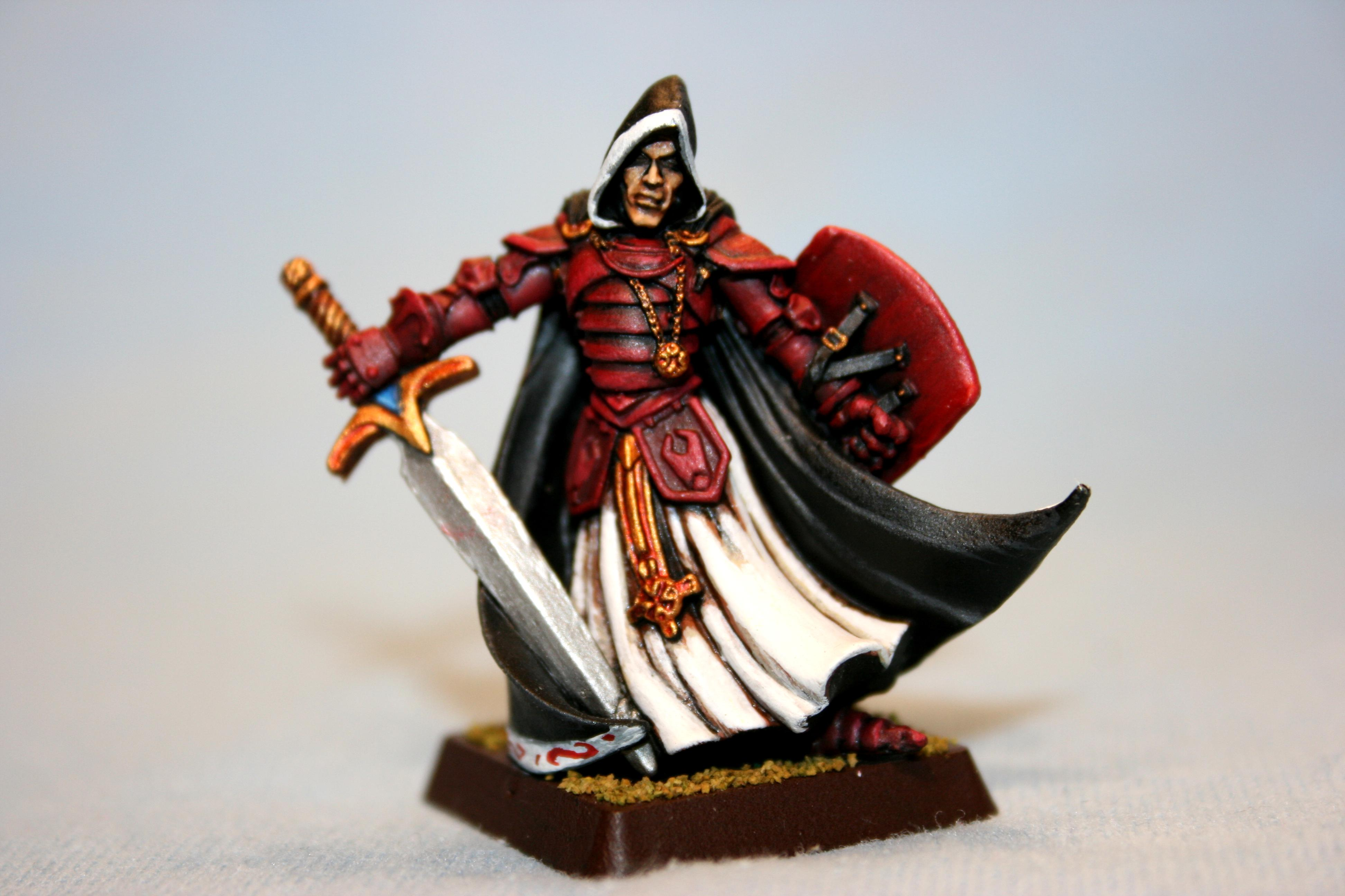 Greg the Templar
