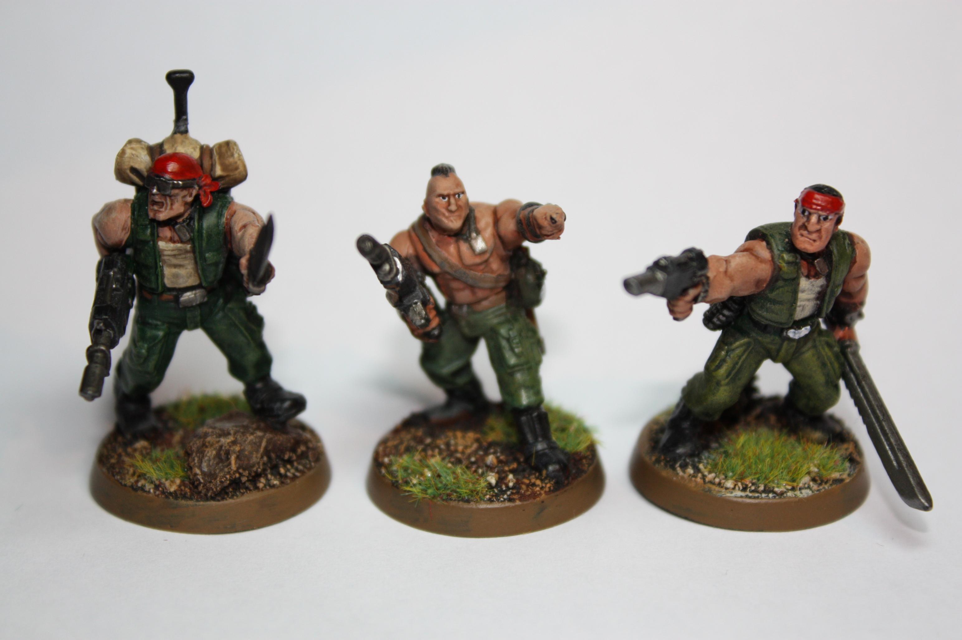 Catachan, Imperial Guard, Warhammer 40,000
