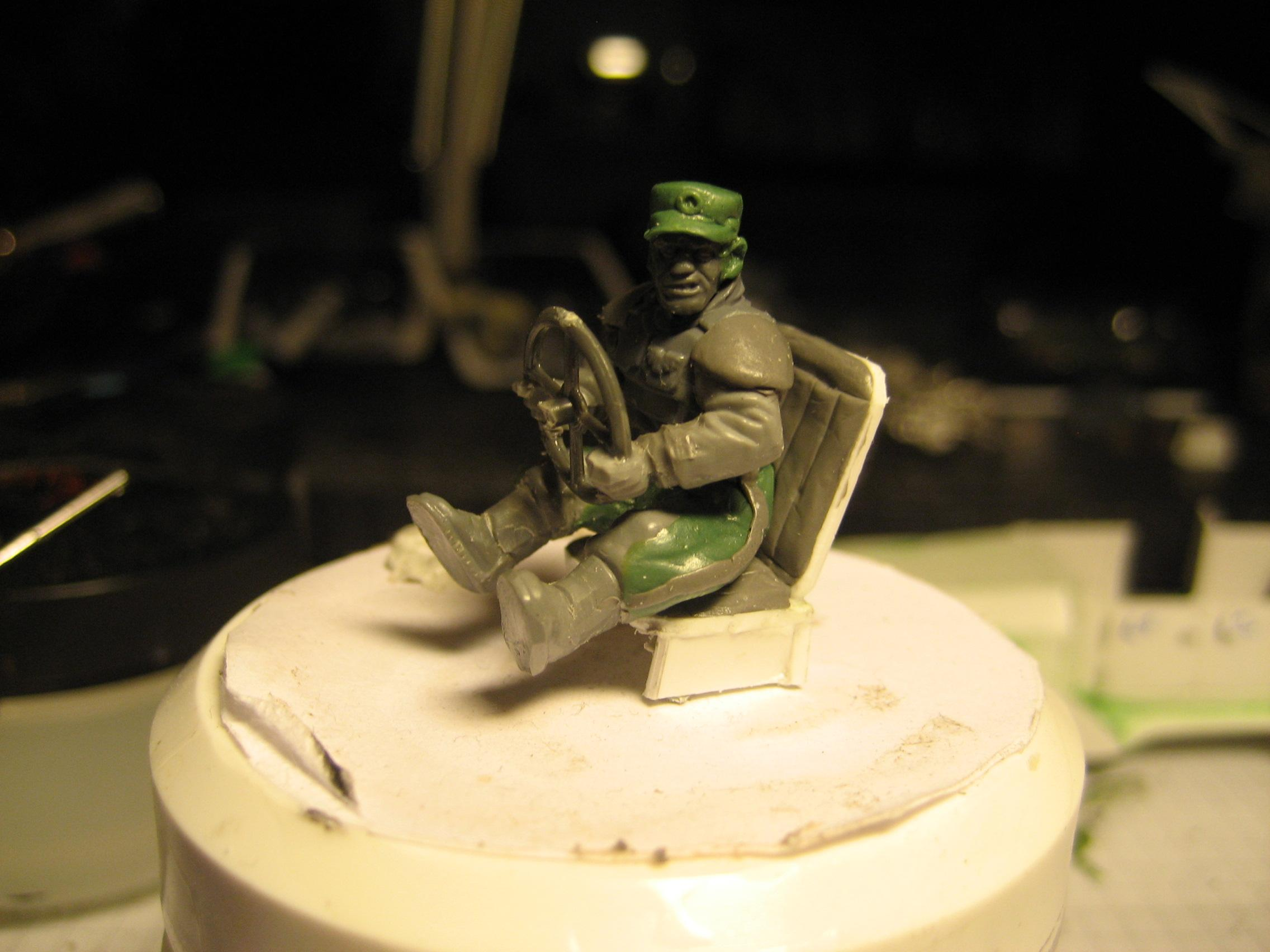 Hellsryche Driver - WIP