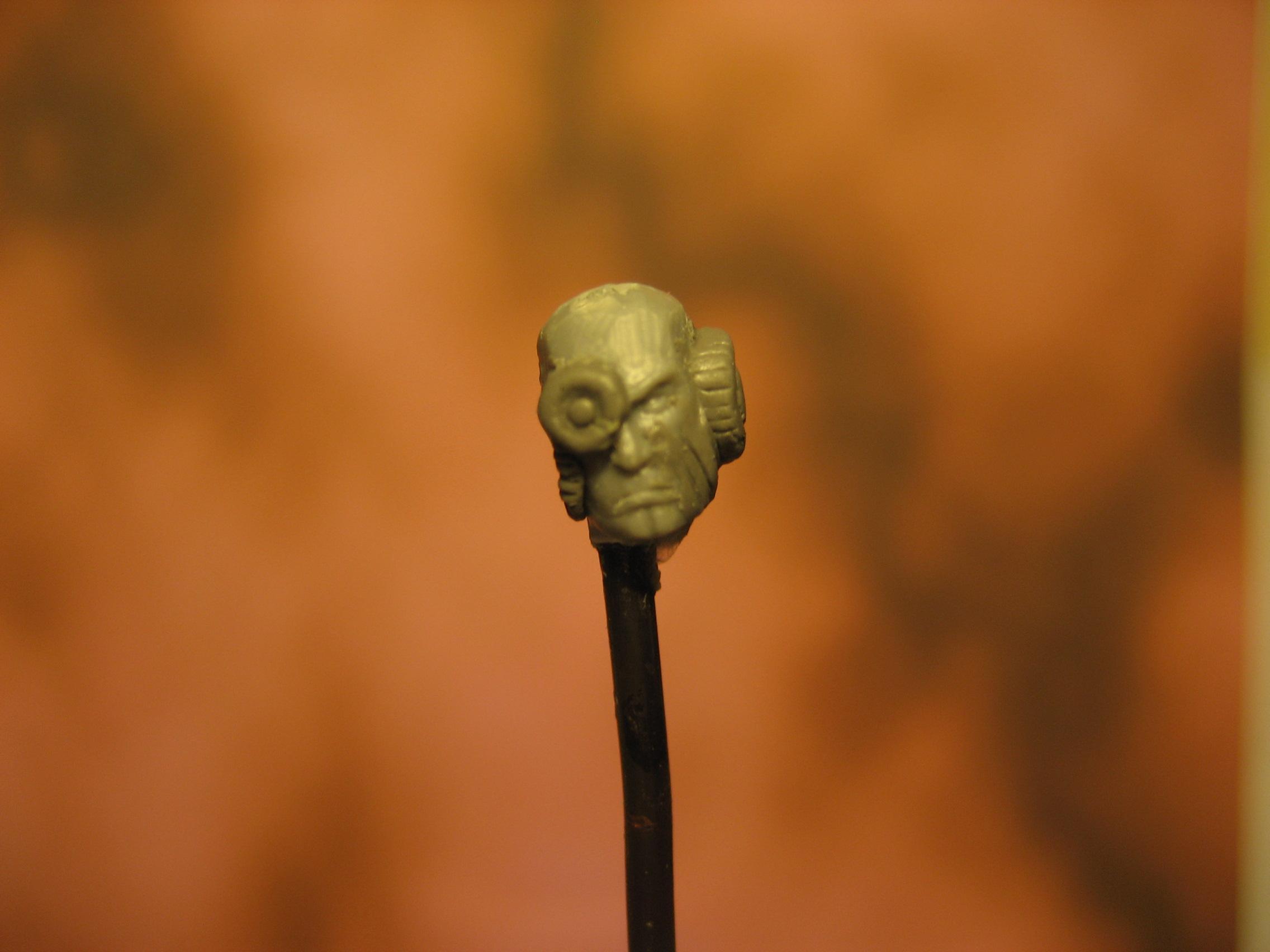 Hellsryche face - WIP