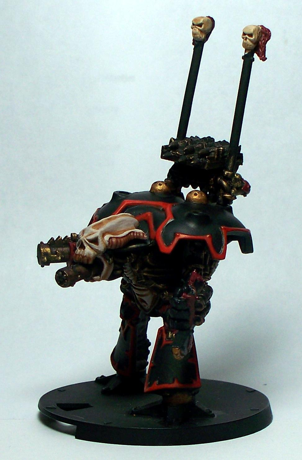 Titan Left Front