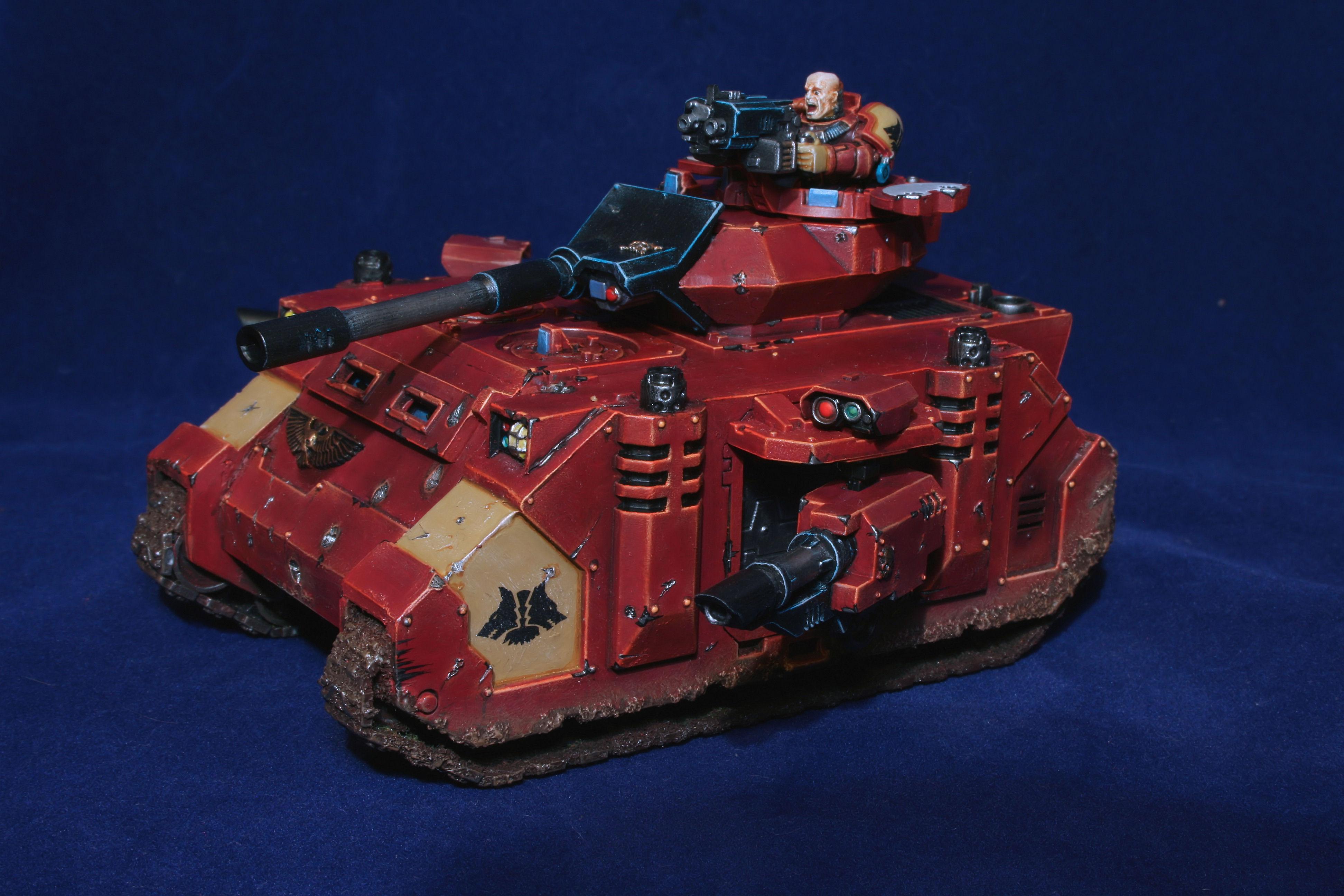 Lycan, Preadator, Predator, Tank