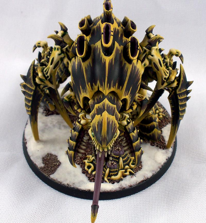 Conversion, Tervigon, Tyranids, Warhammer 40,000, Wasp