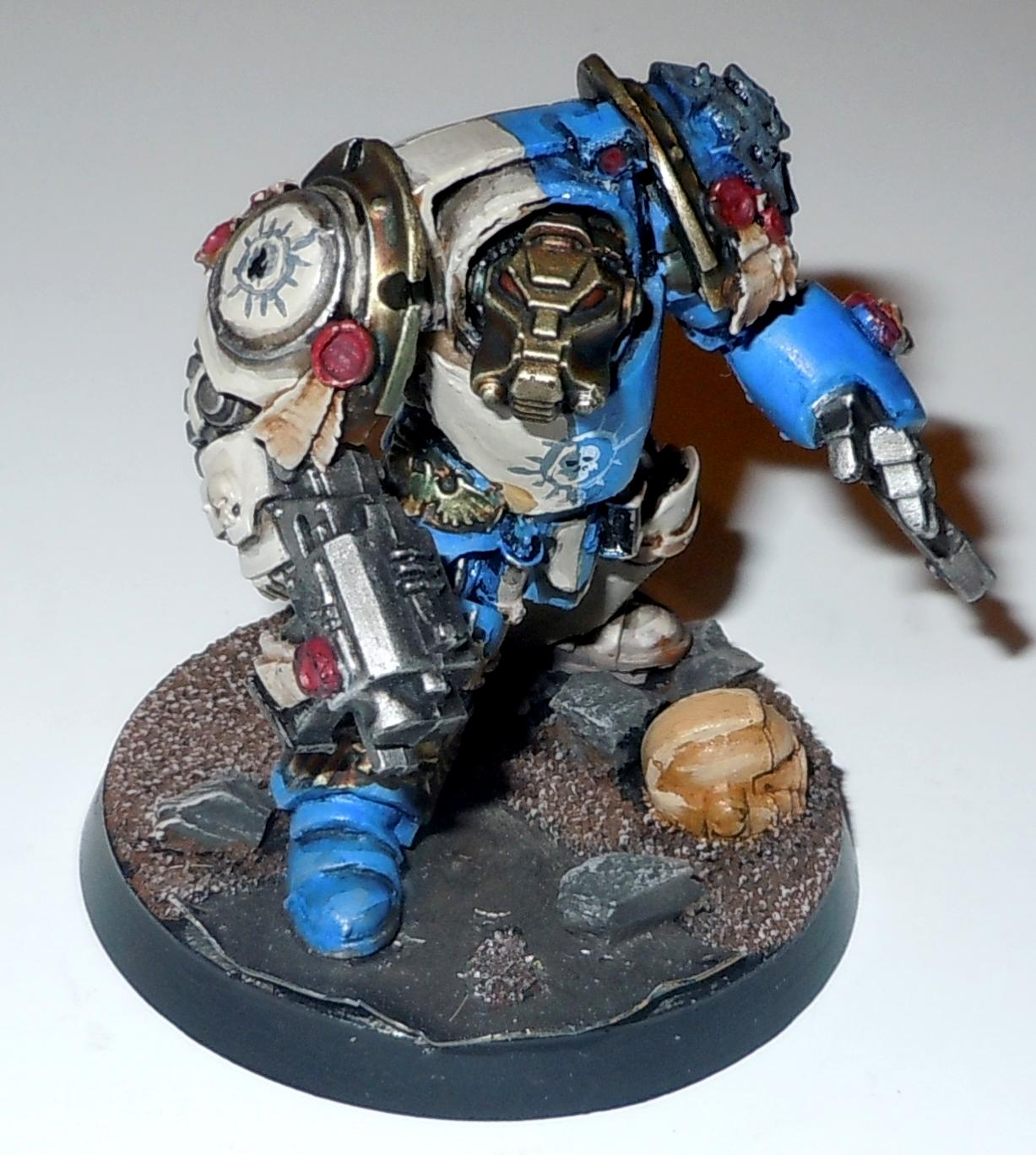 Badab War, Captain, Chainfist, Commander Culln, Forge World, Mordaci Blaylock, Novamarines, Terminator Armor