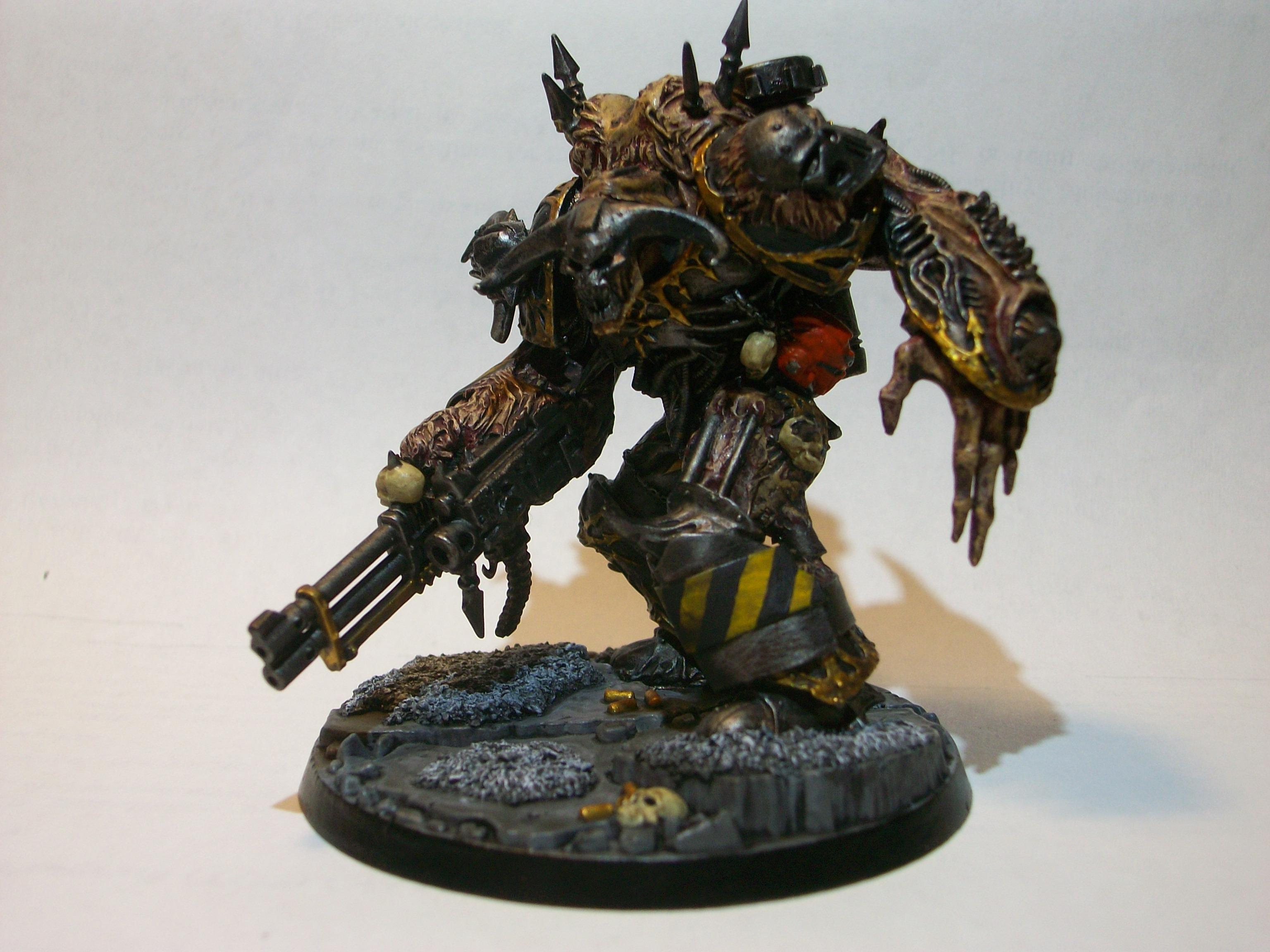 Chaos, Daemons, Iron, Legion, Prince, Space, Space Marines, Traitor, Warriors