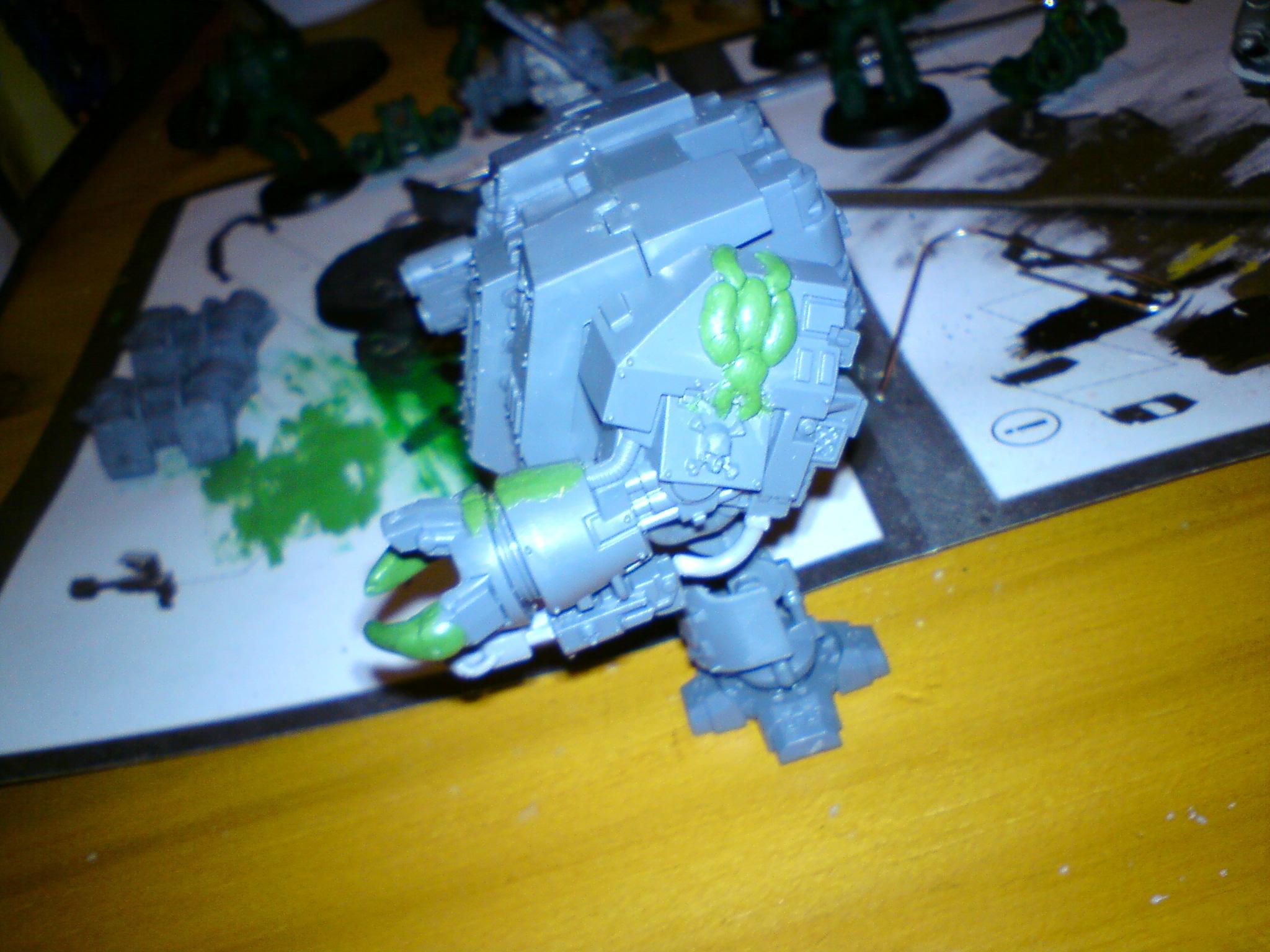 Dreadnought, Mantis, Space Marines, Warriors