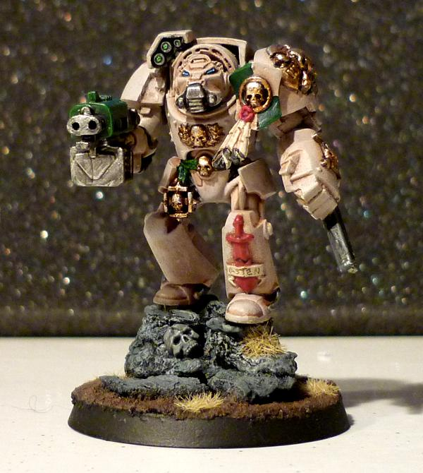Chainfist, Deathwing