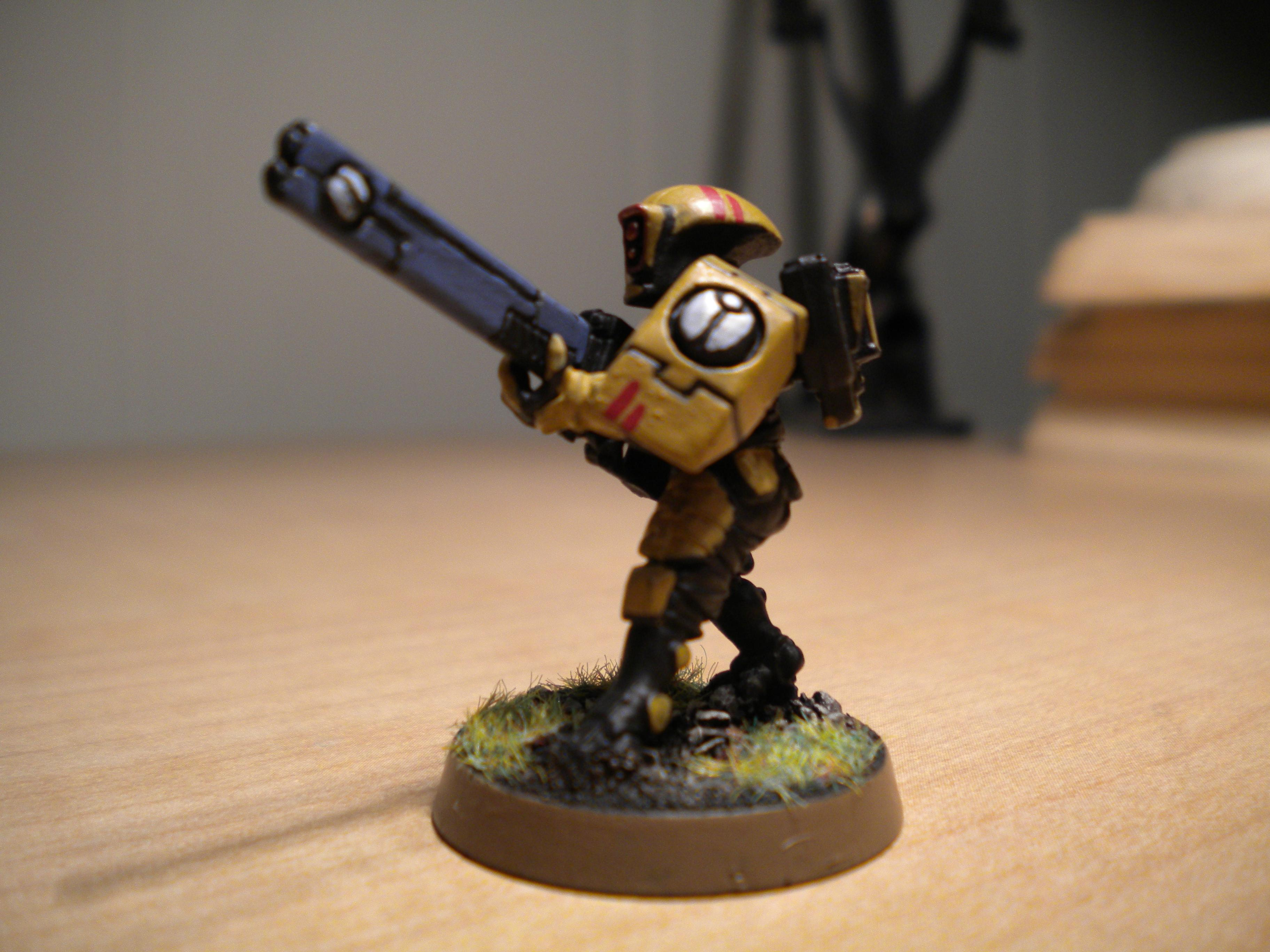 Tau Fire Warrior 2