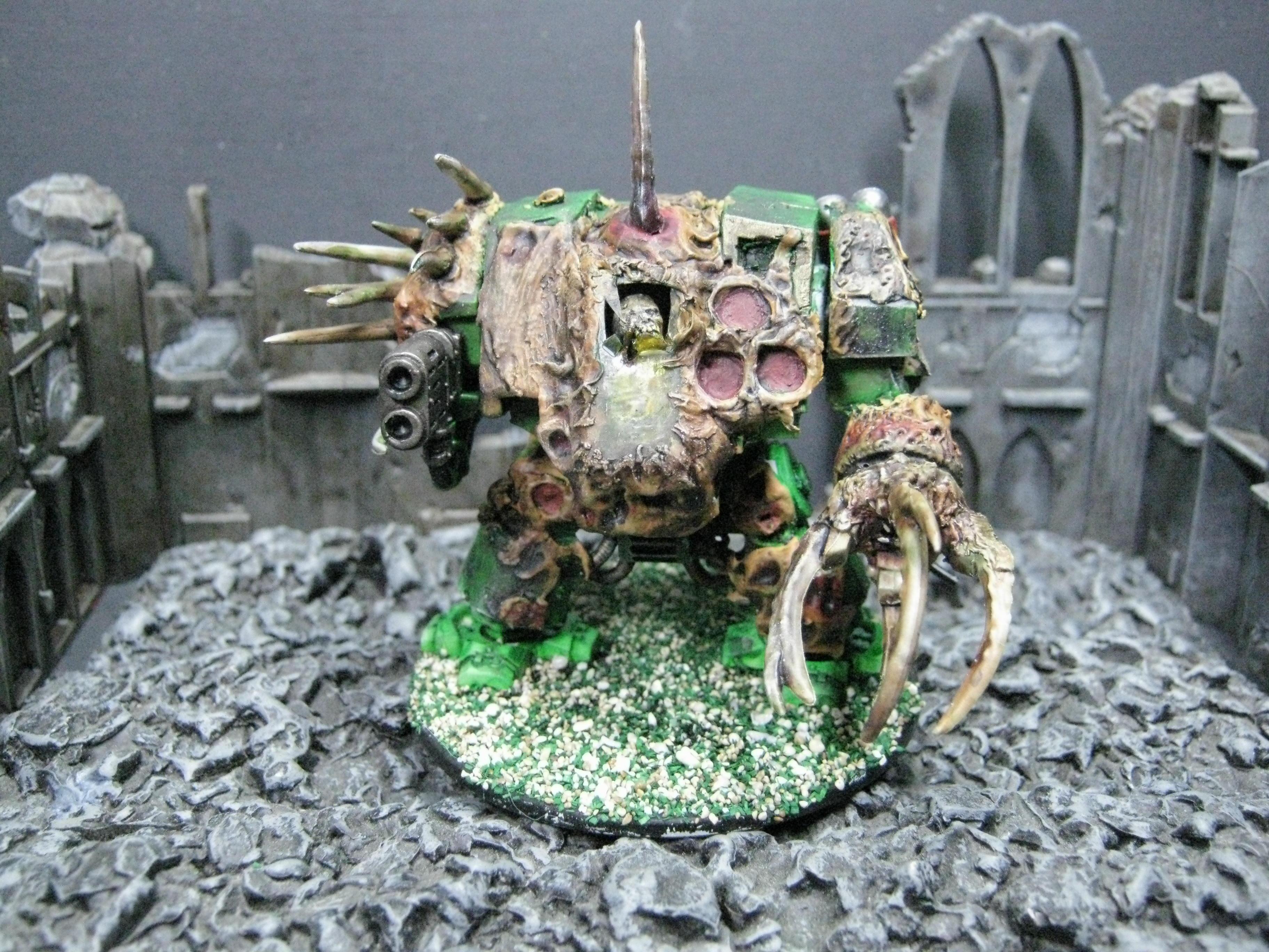 Chaos Dreadnought, Death Guard
