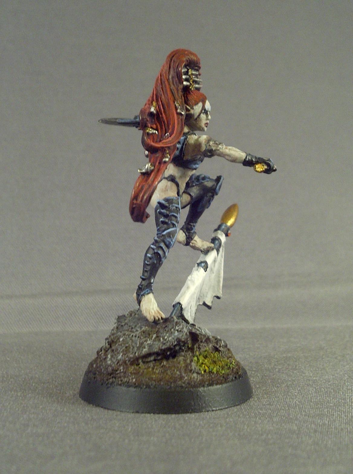 Dark Eldar, Girl, Hesperax, Lelith, Lelith Hesperax