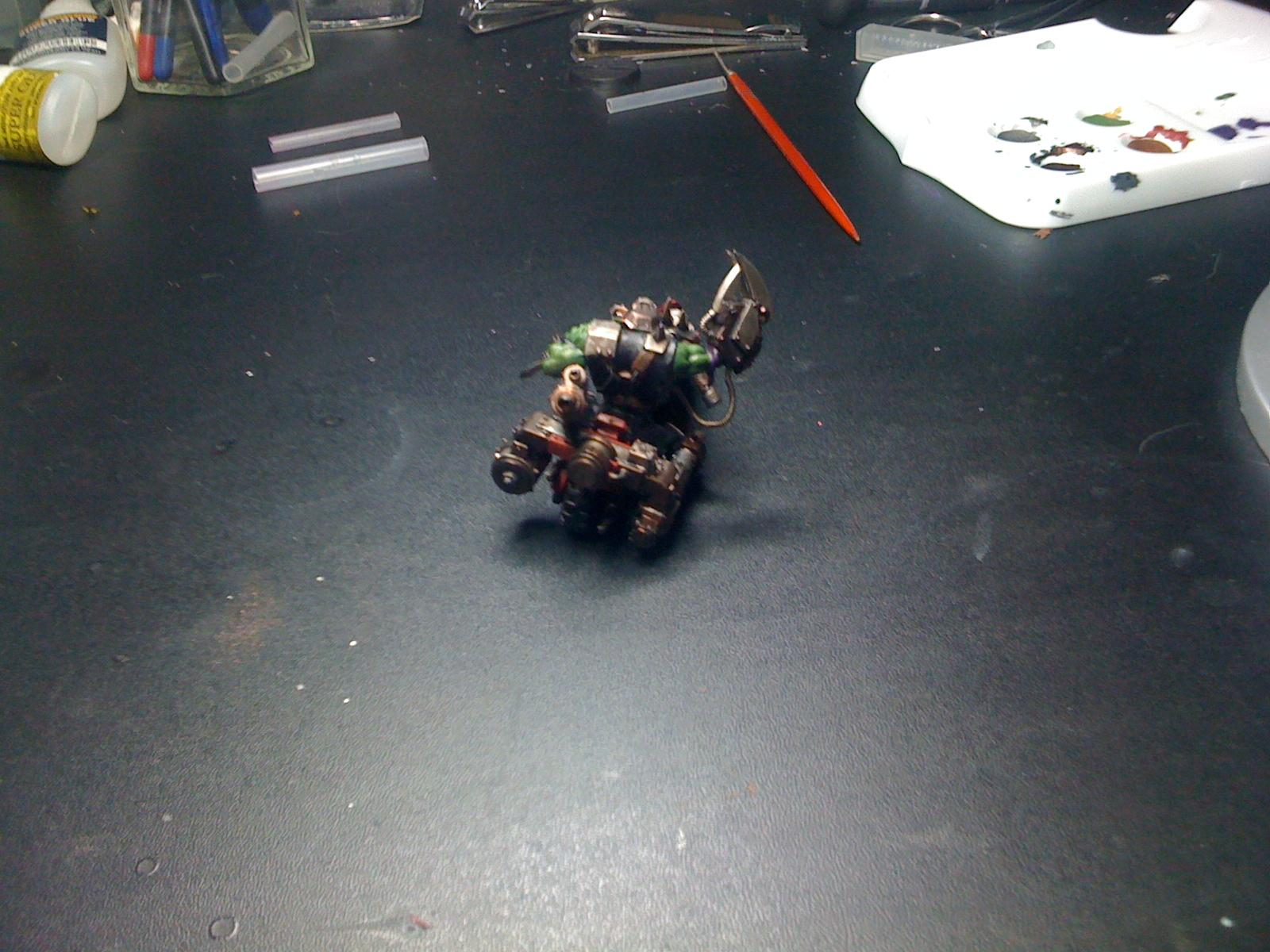 Nob, Nob Bikers, Orks, Warbikers