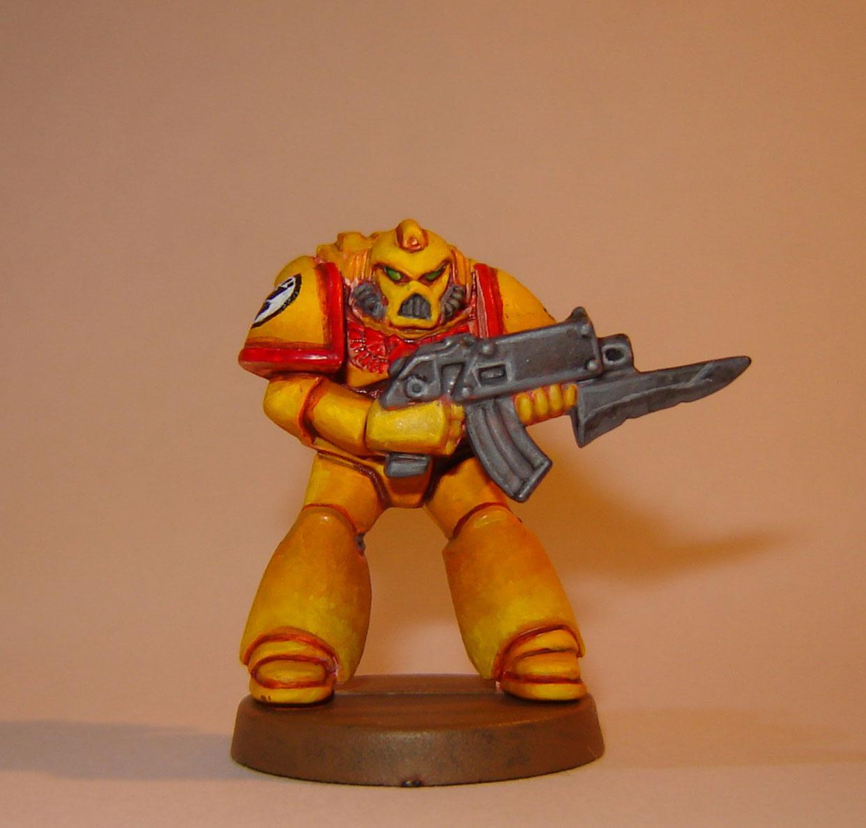 Imperial Fists, Space Crusade, Space Marines