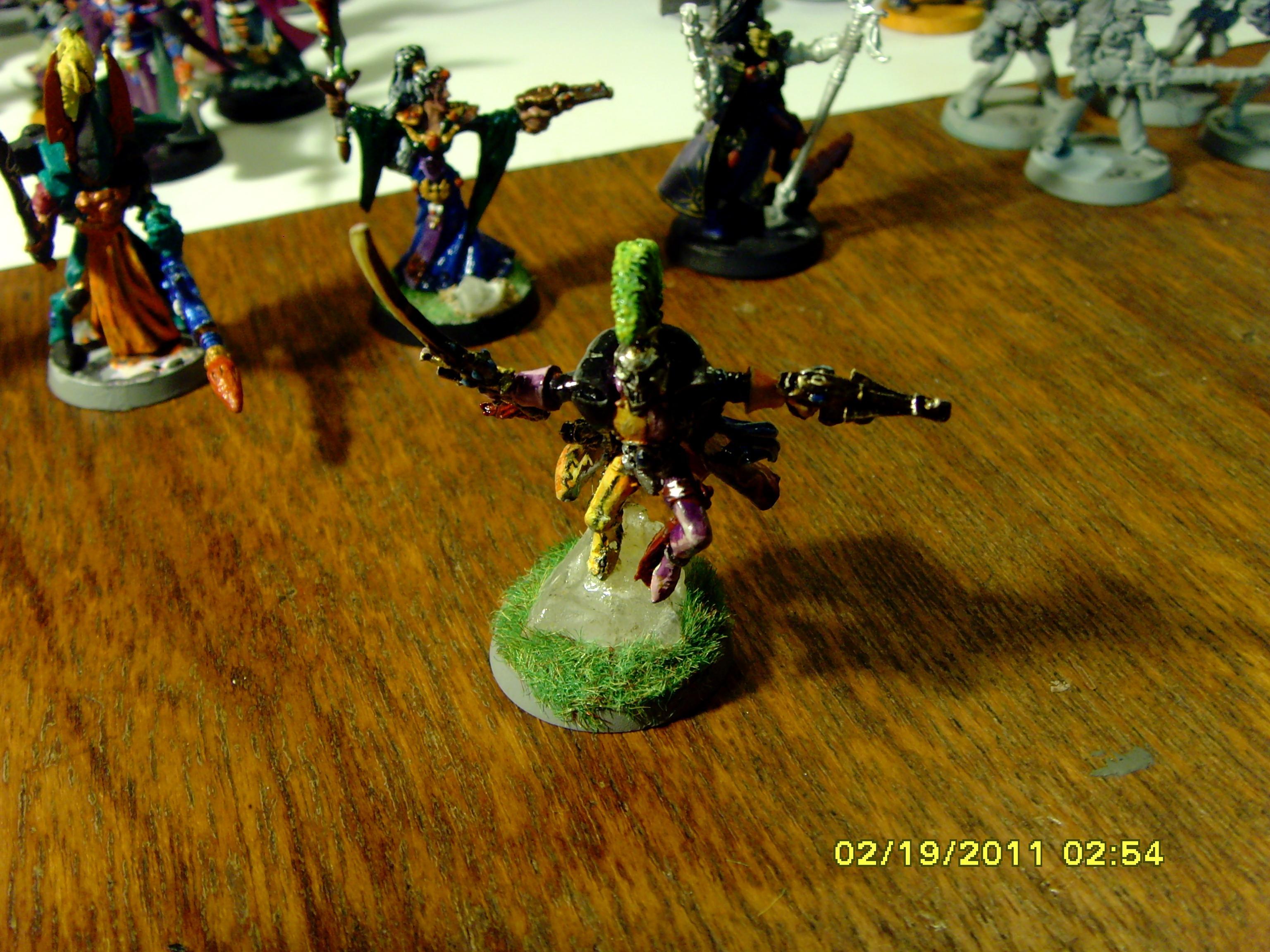 Craftworld Utash'Te harlequin troop master pic 2