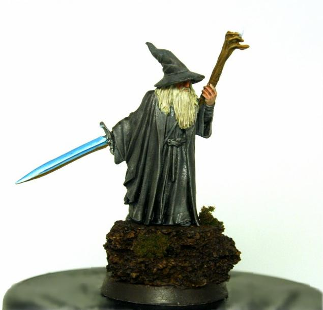 Gandalf The Grey, Lord Of The Rings, Non-Metallic Metal, War Of The Ring, Wotr
