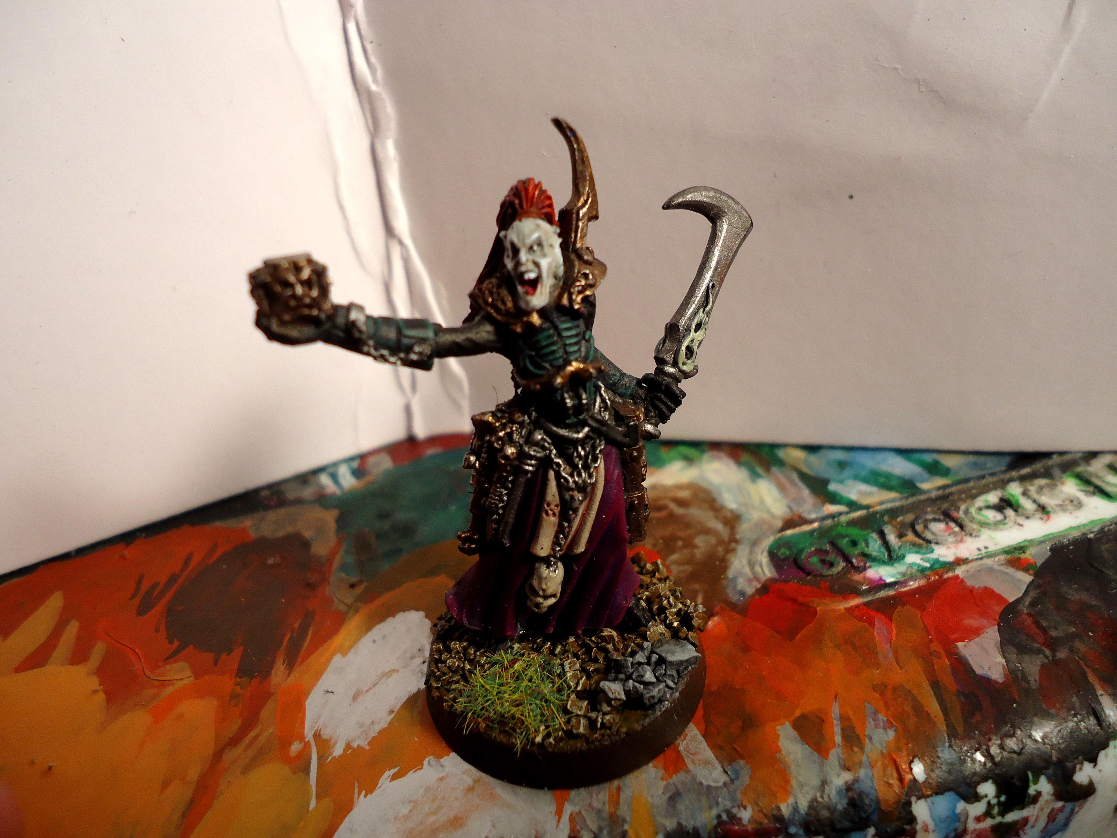 Dark Eldar, Urien Rakarth