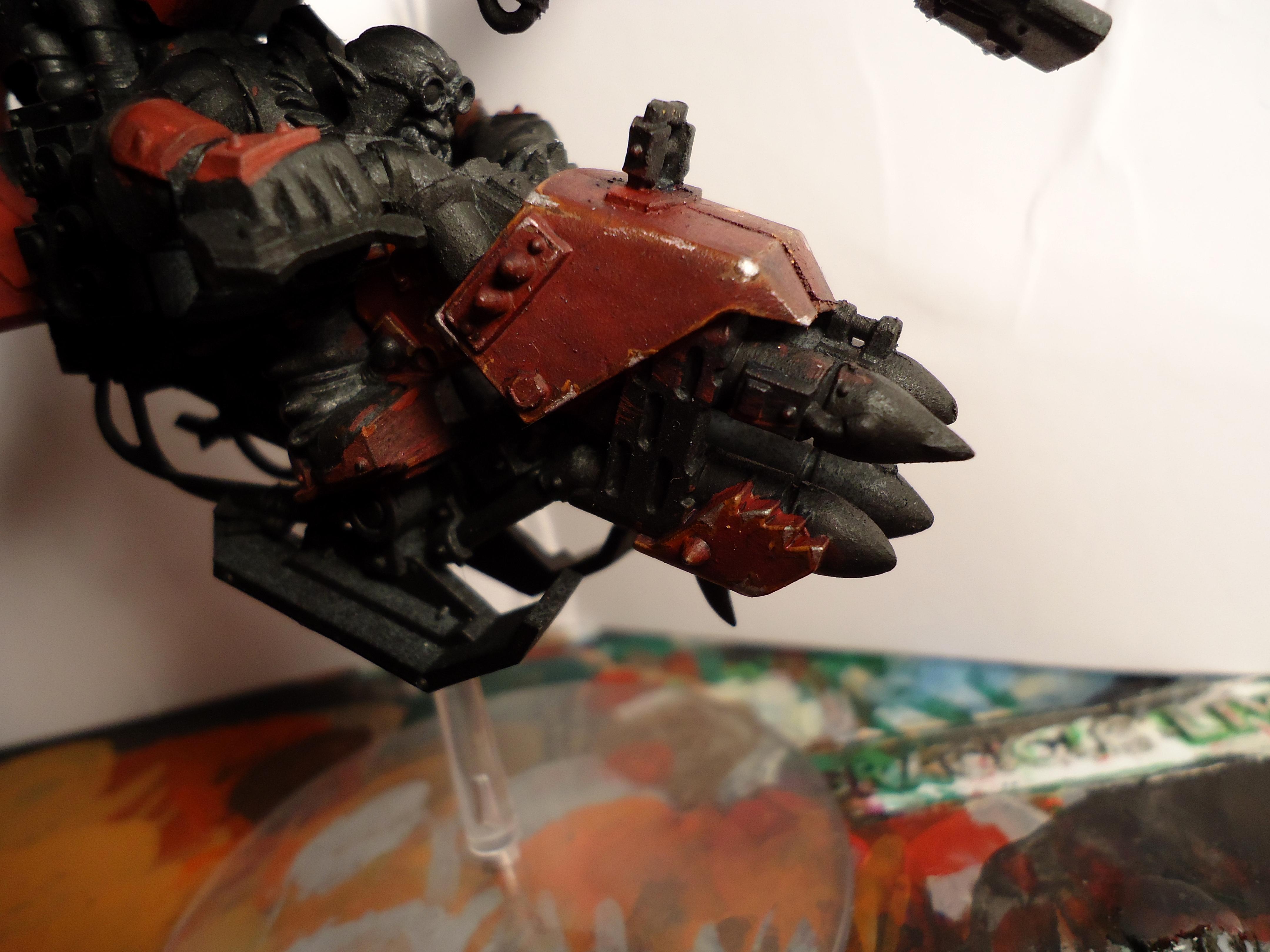 Deffkopta, Evil Sunz, Orks