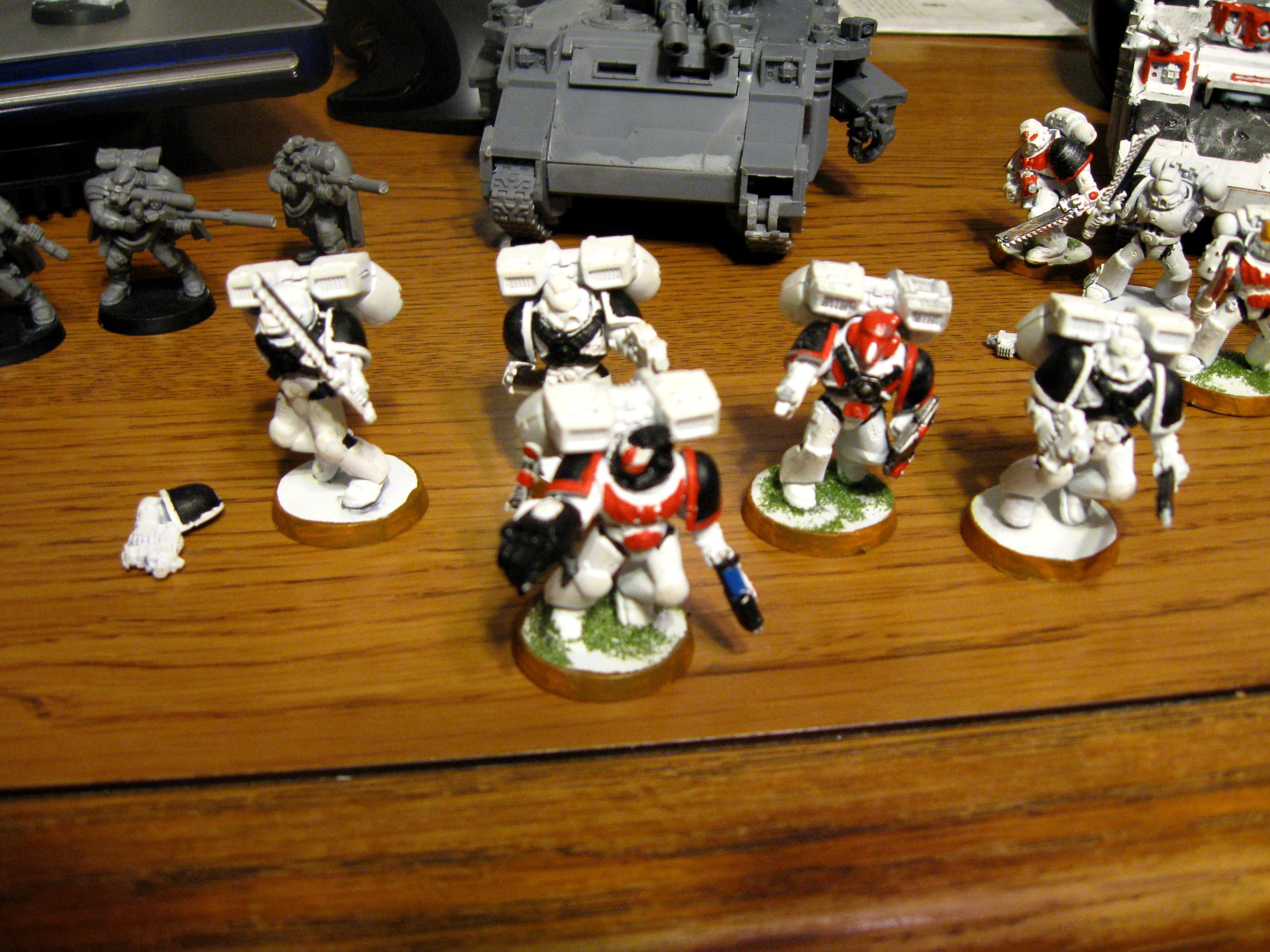 Assault, Sale, Space Marines, Squad