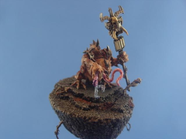 Troll Sorcerer Front