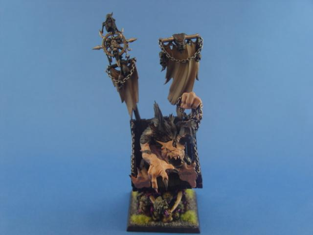 Troll Palanquin Front