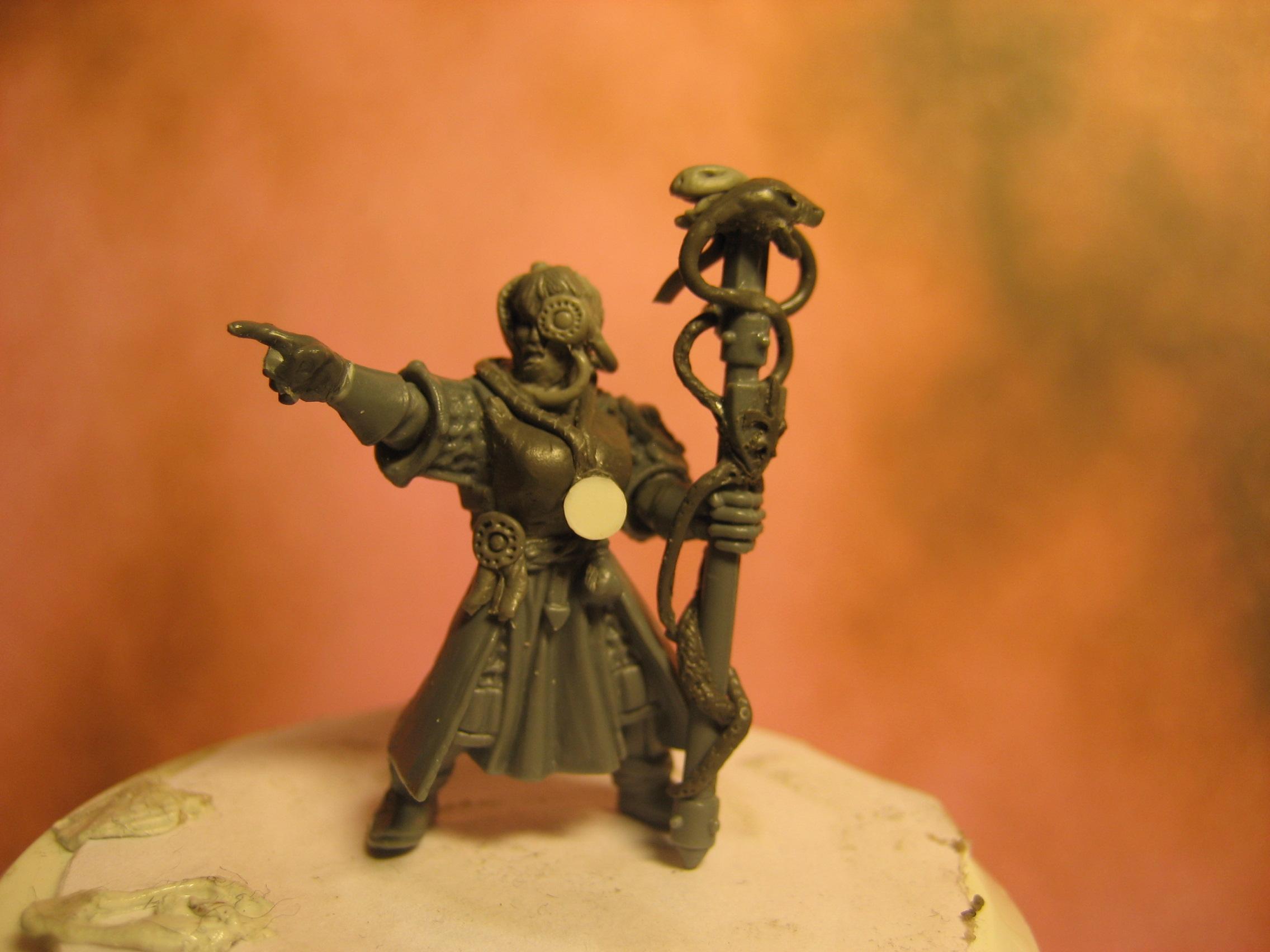 Henchman, Inquisition, Inquisitor