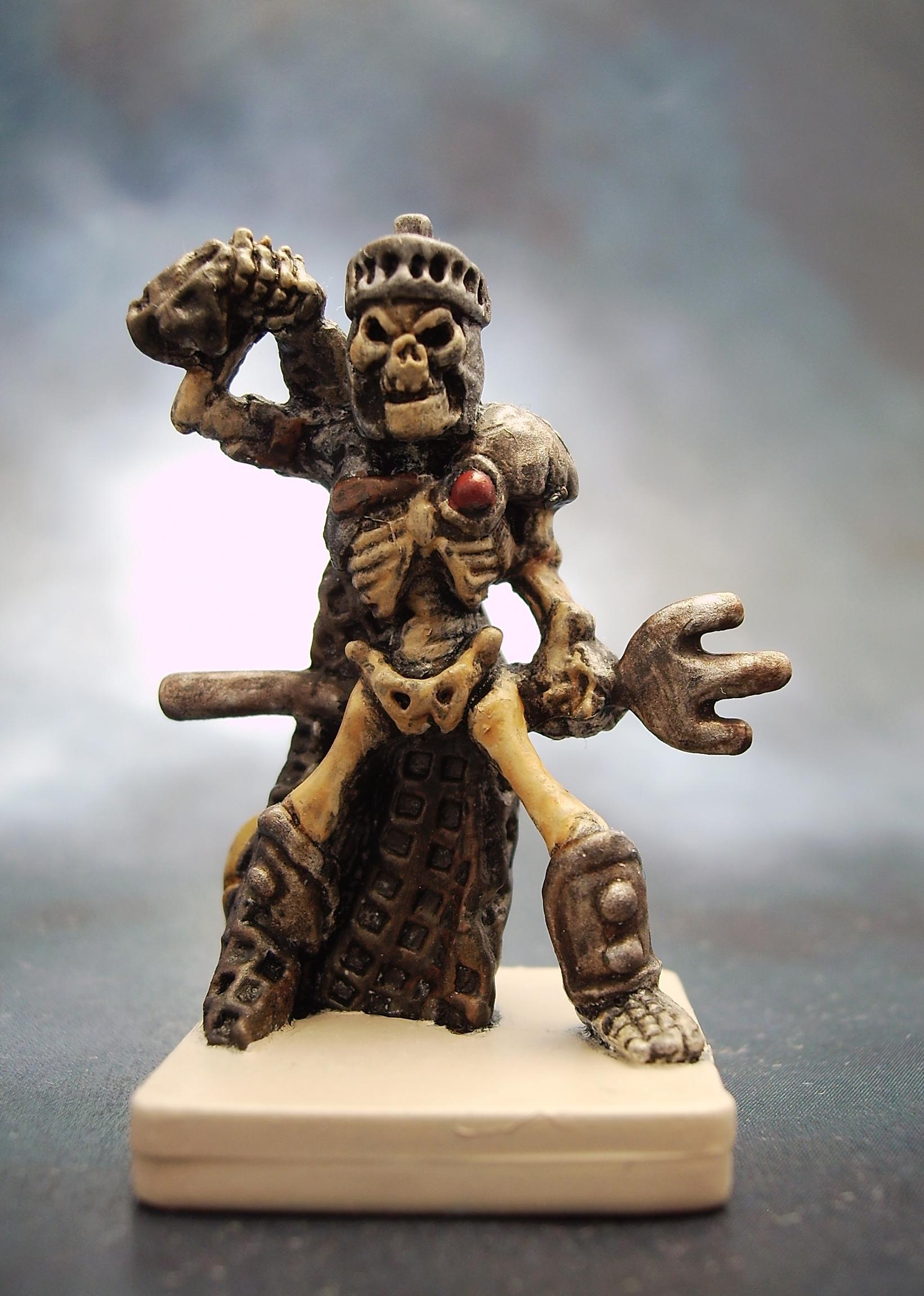 Dungeons And Dragons, Skeletons, Skellington