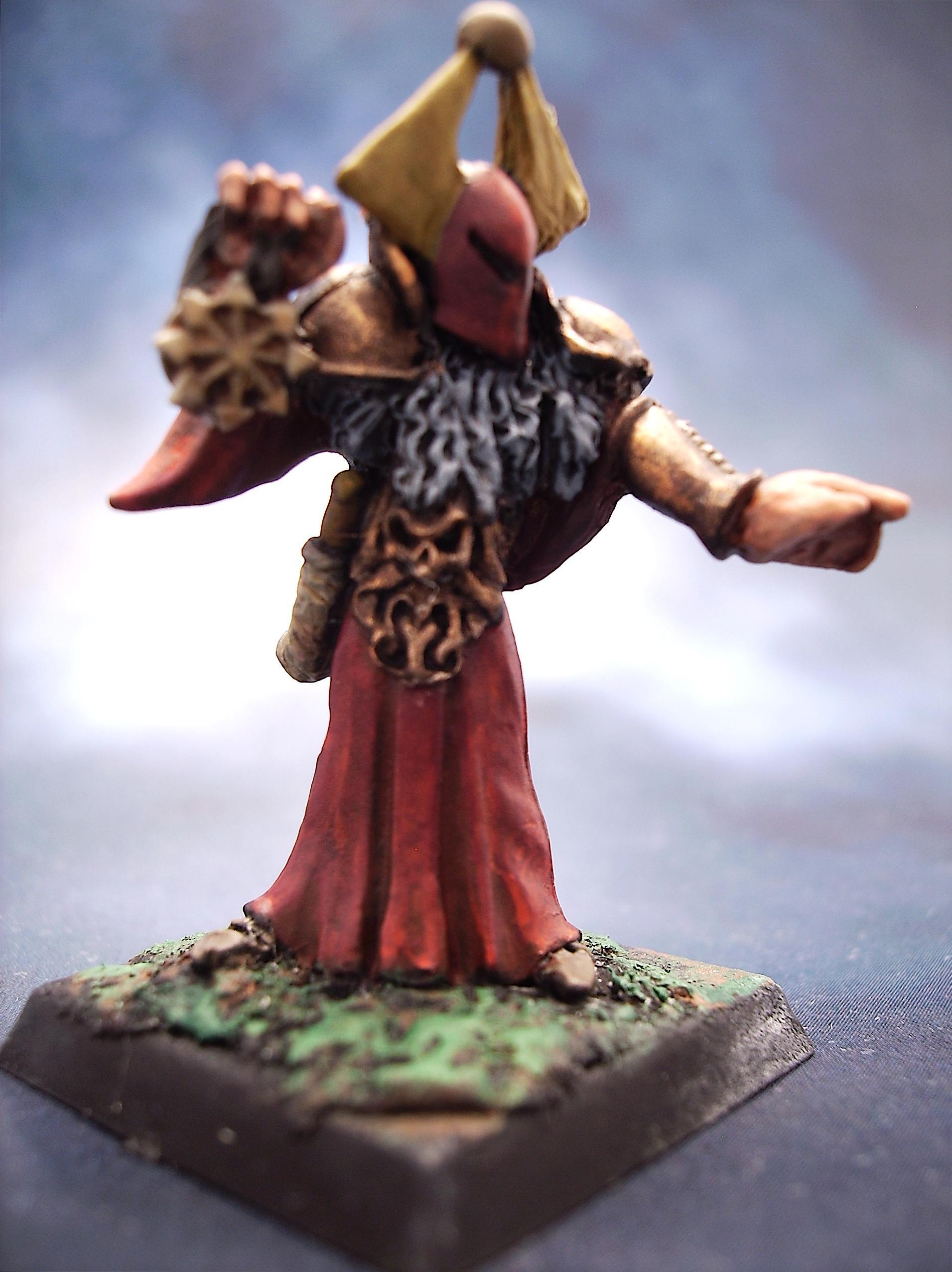 Chaos, Magic User, Warhammer Fantasy, Wizard