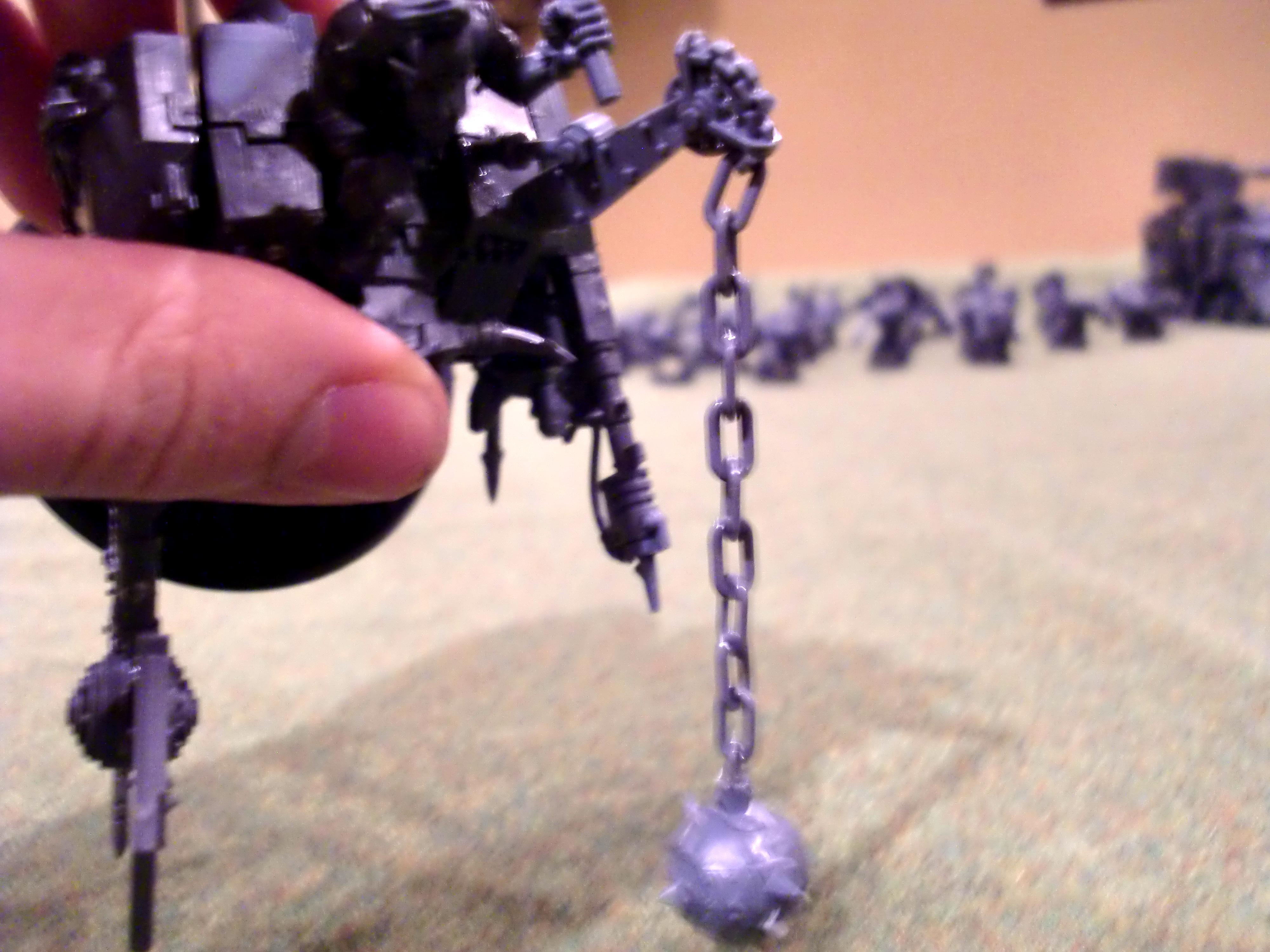Assault On Black Reach, Deff, Dreadnought, Orks