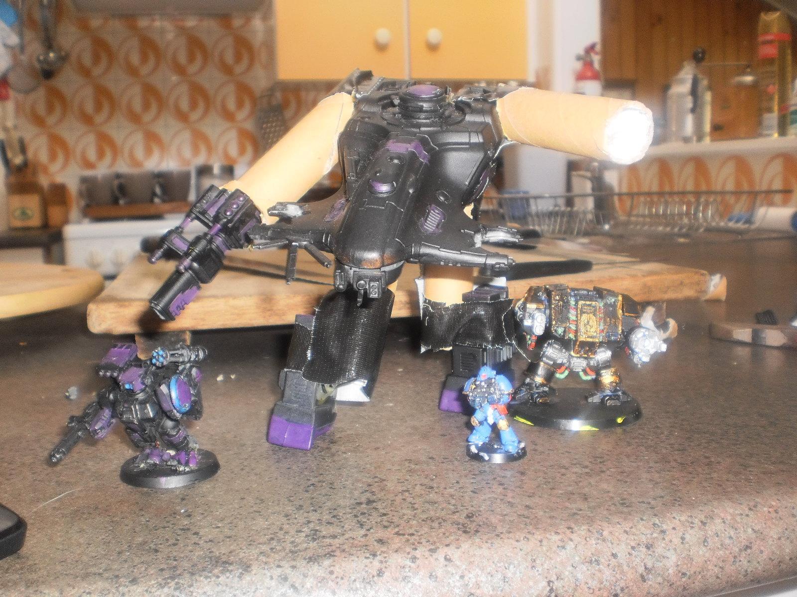 Hammerhead, Tau, Transformer