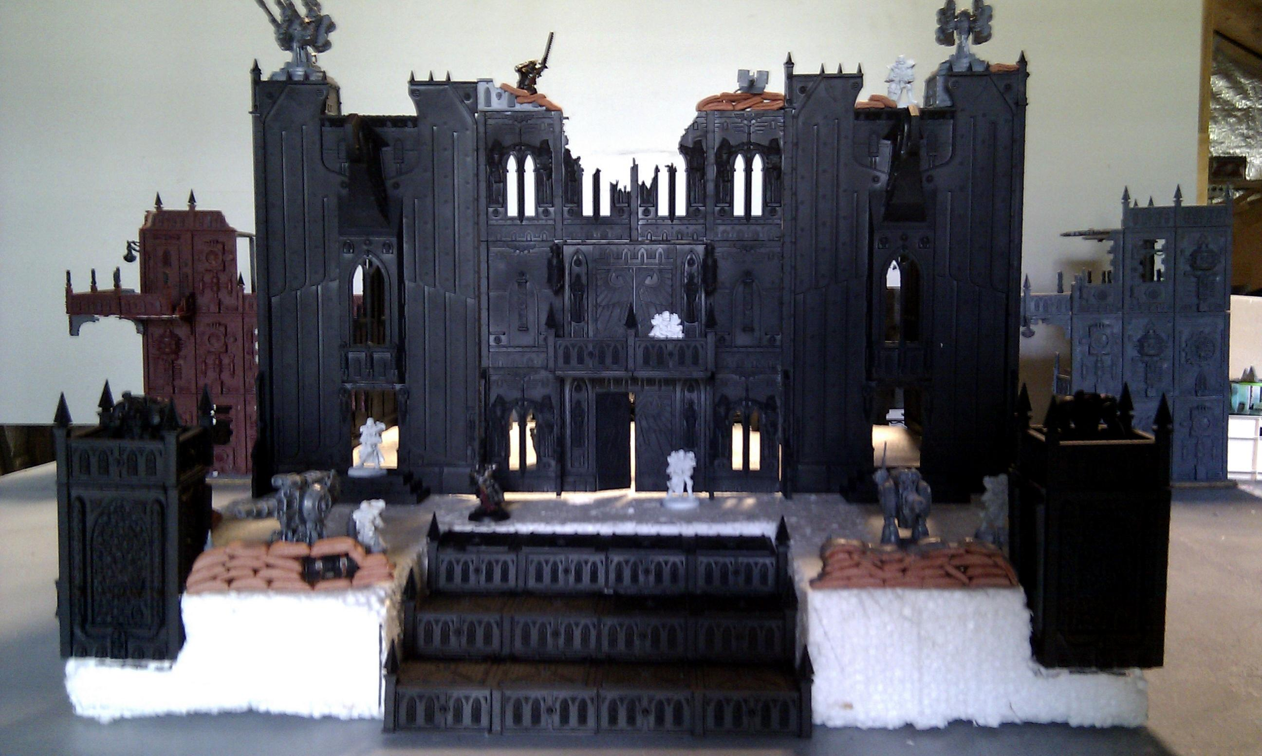 Cities Of Death, Cathedral