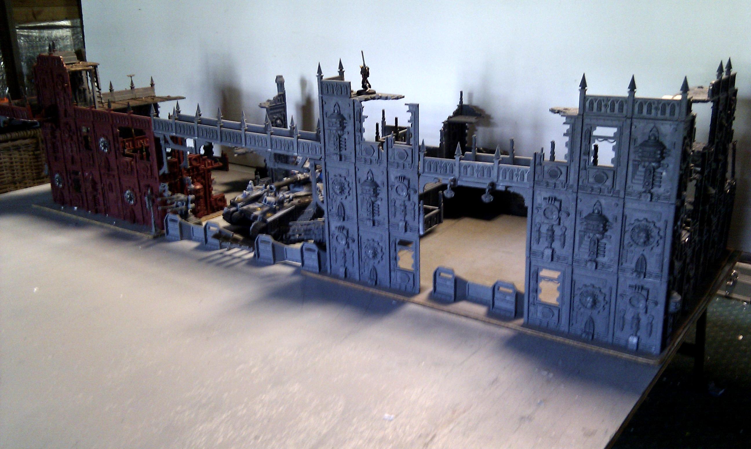 Cities Of Death, Manufactorum