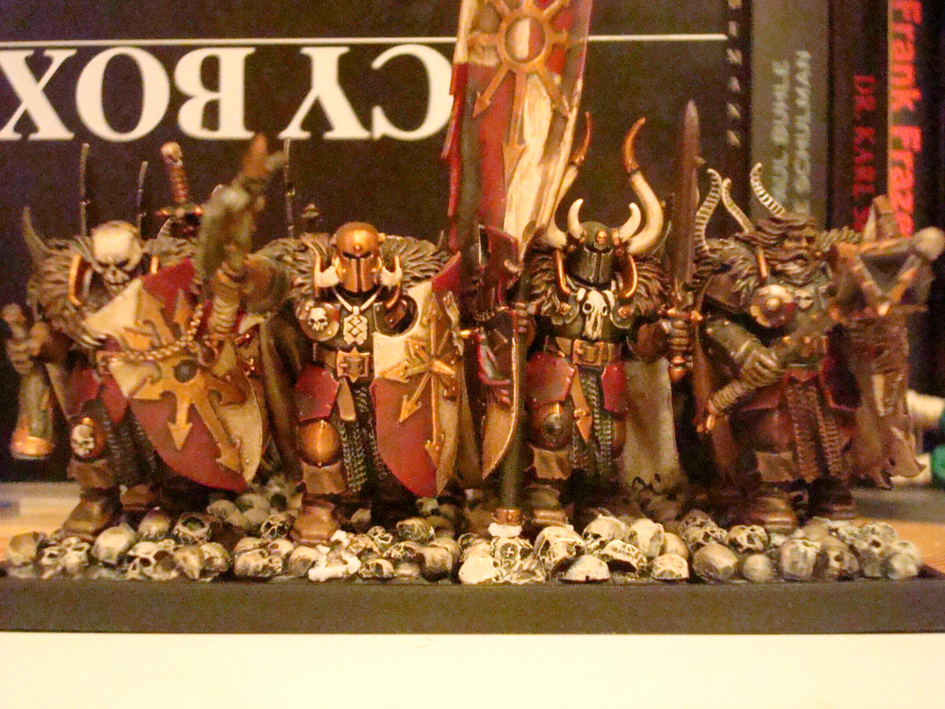 Chaos, Warhammer Fantasy, Warriors