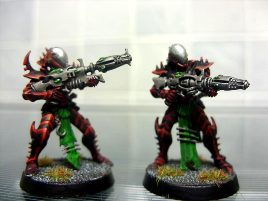 Dark Eldar, Drukhari, Kabalite Trueborn, Warhammer 40,000