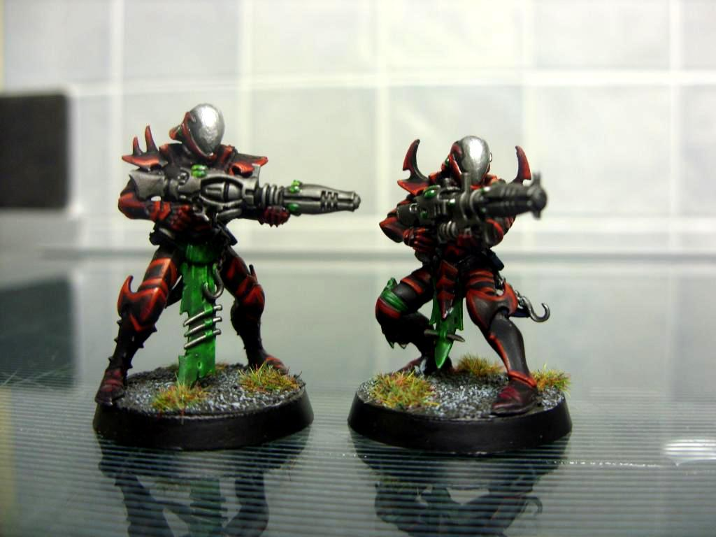 Trueborn w/blasters 2