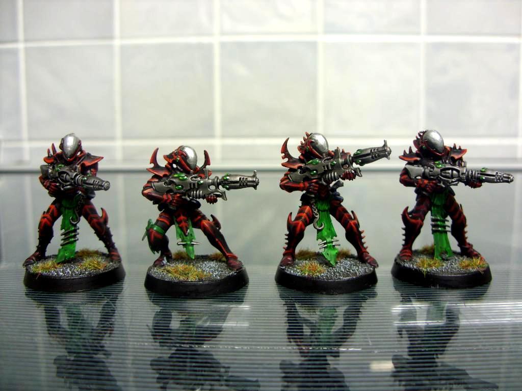 Dark Eldar, Great Paintjob, Trueborn, Warhammer 40,000